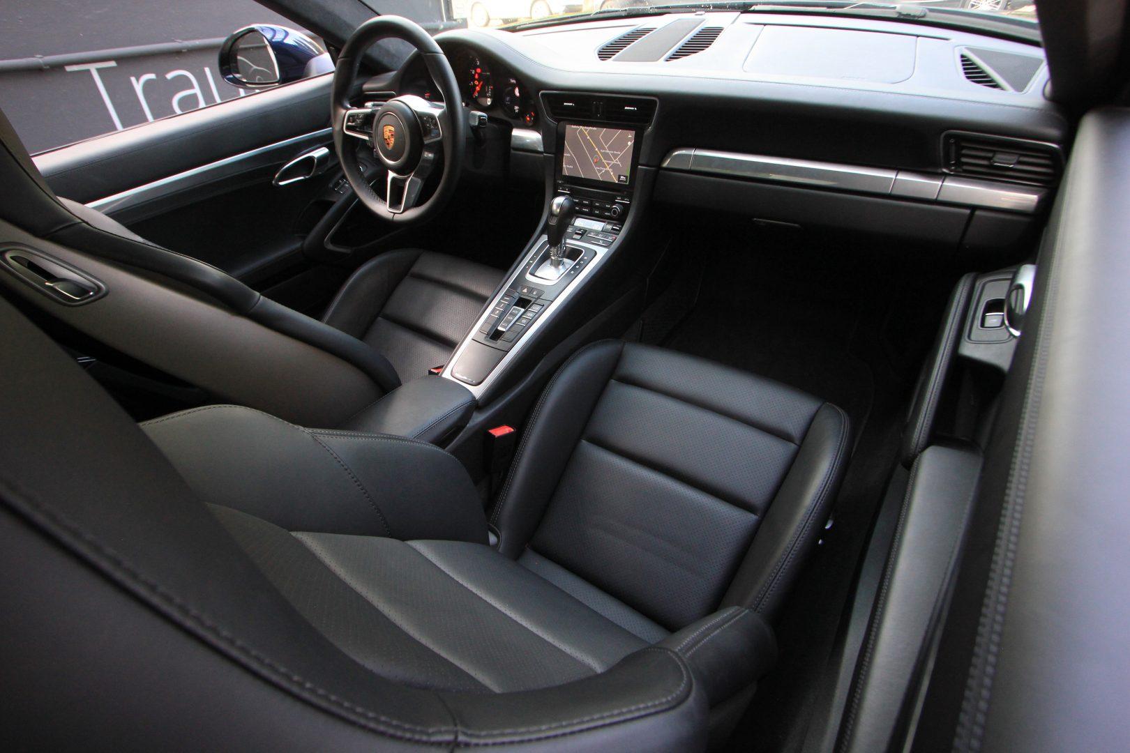 AIL Porsche 991 Carrera 4 BOSE Sportabgas 4