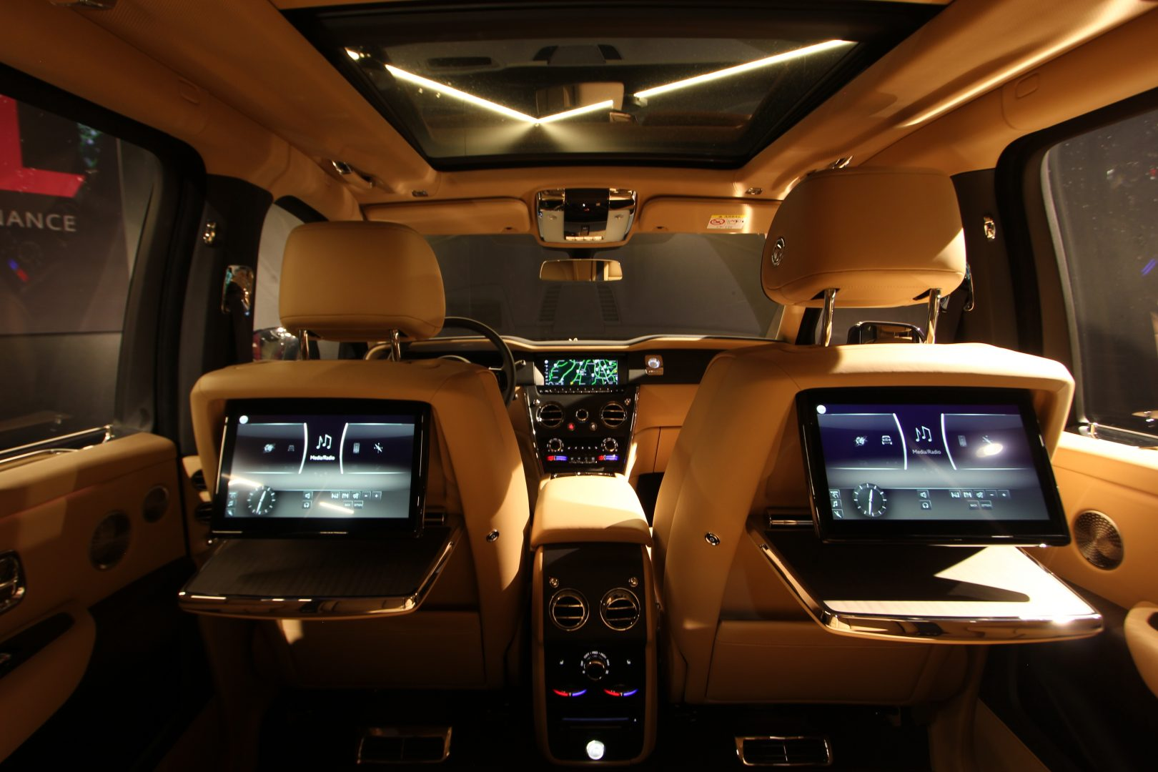 AIL Rolls Royce Cullinan V12 3
