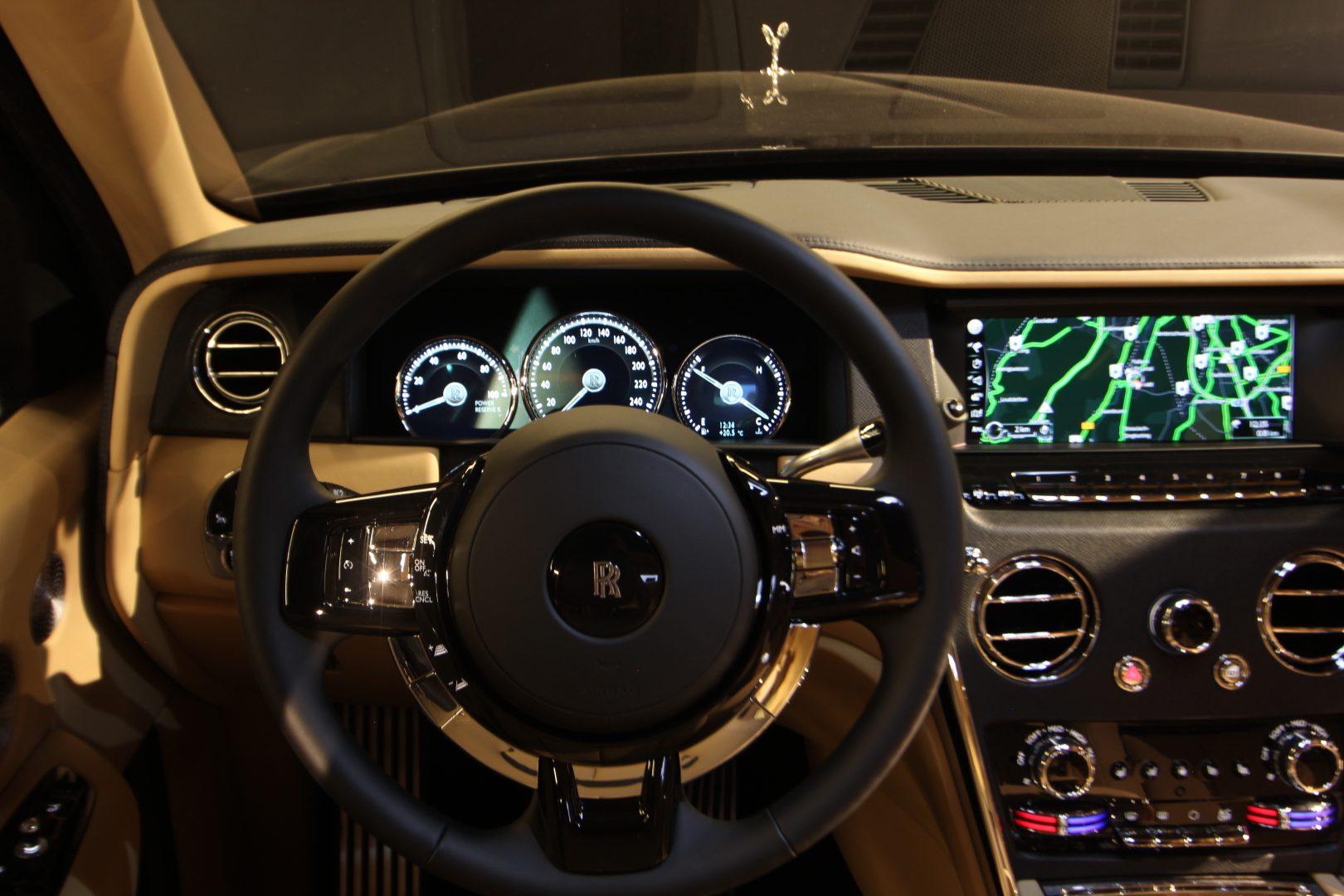AIL Rolls Royce Cullinan V12 14