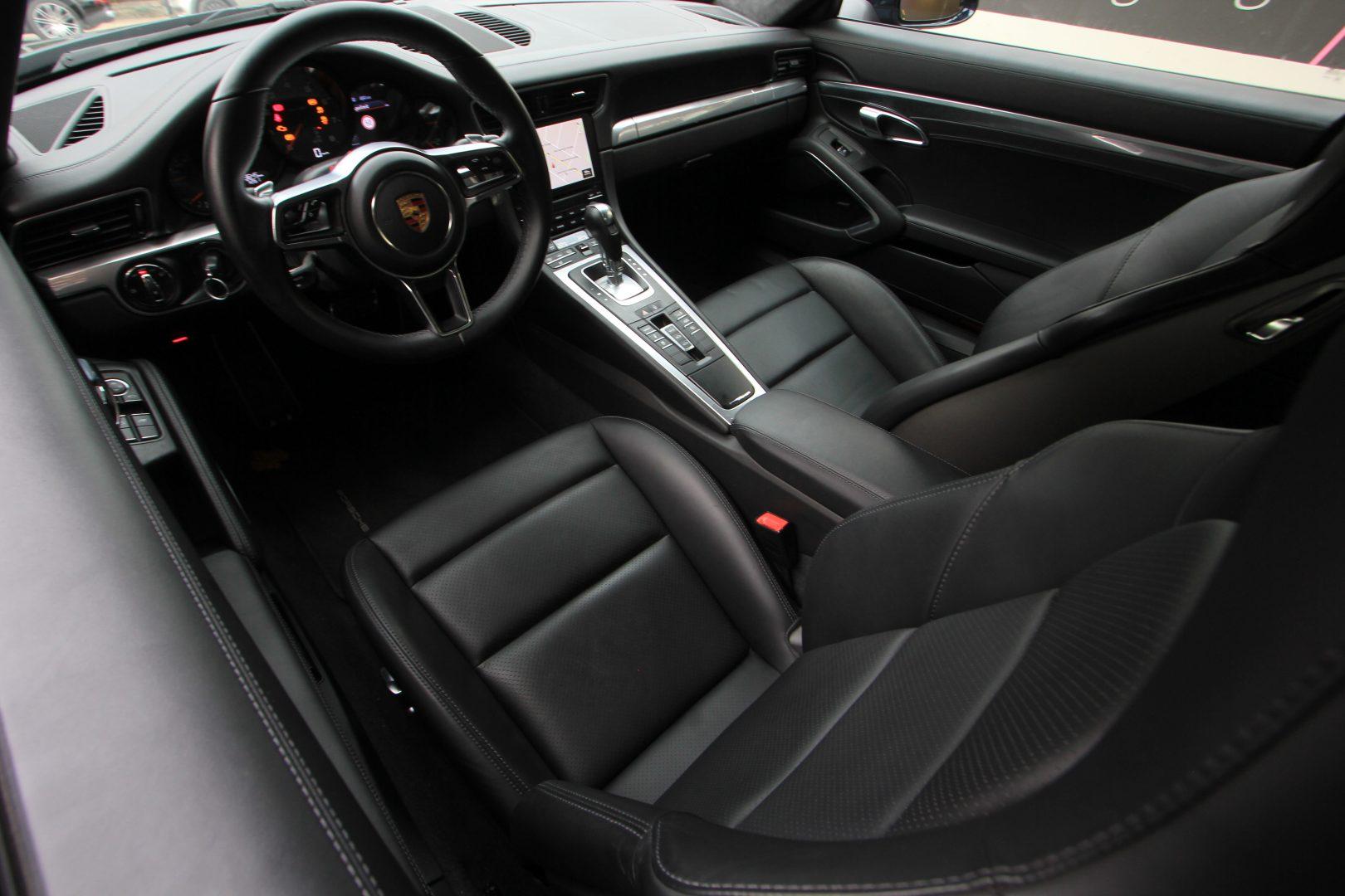 AIL Porsche 991 Carrera 4 BOSE Sportabgas 8
