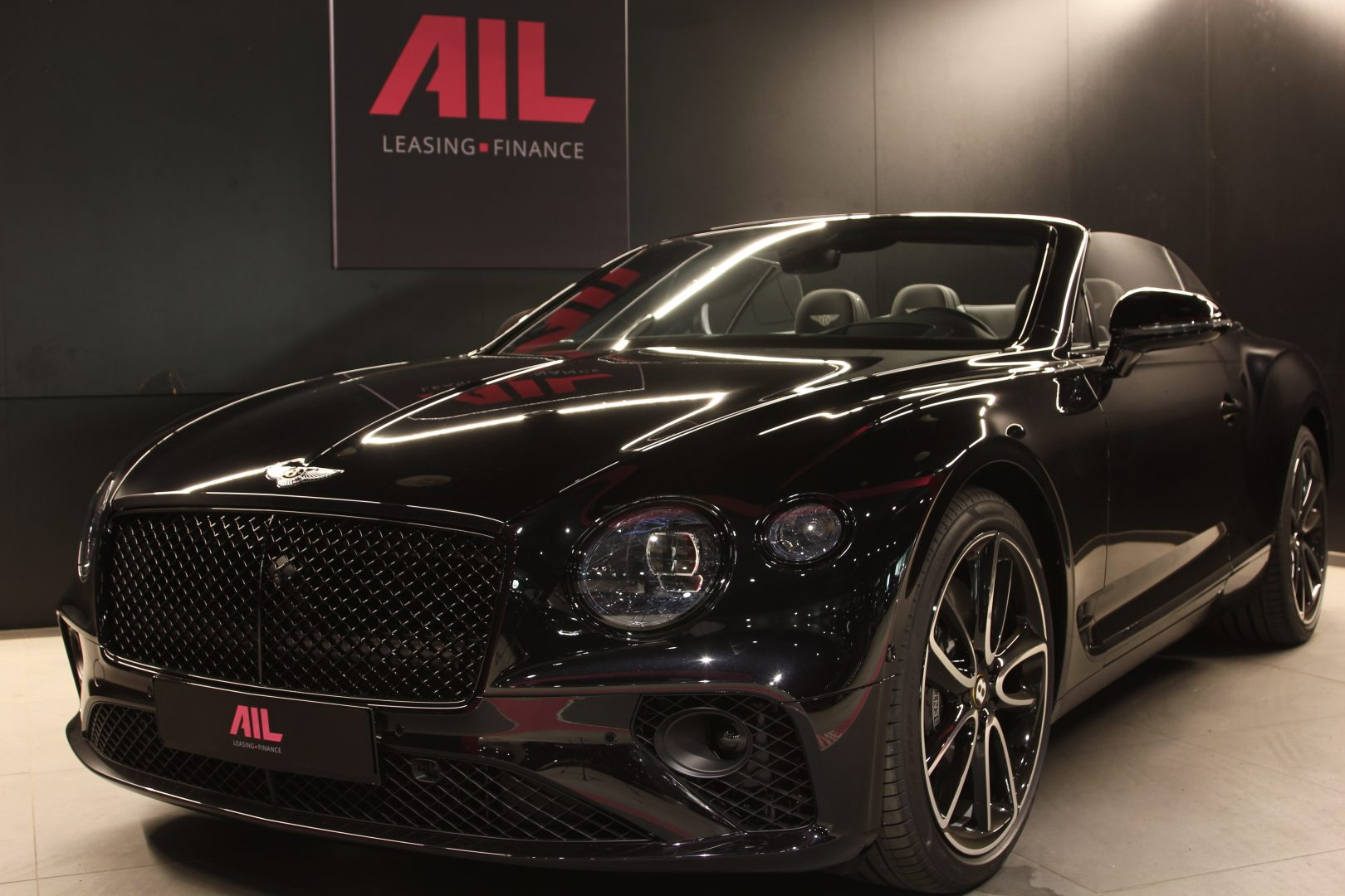 AIL Bentley Continental GTC Black line 15