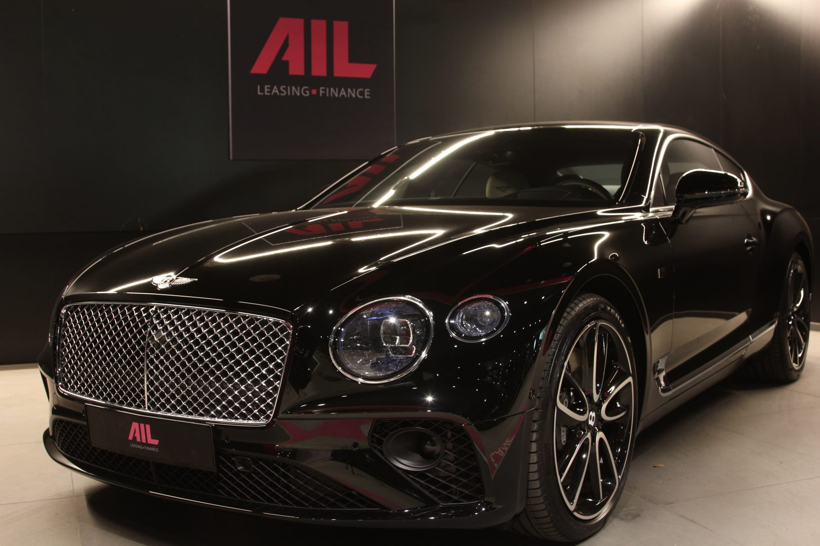 AIL Bentley Continental GT First Edition  5