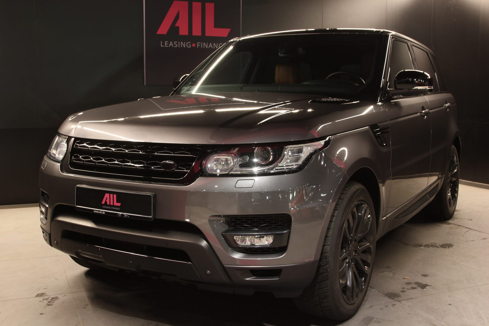 AIL Land Rover Range Rover Sport Autobiography  5.0 V8 2