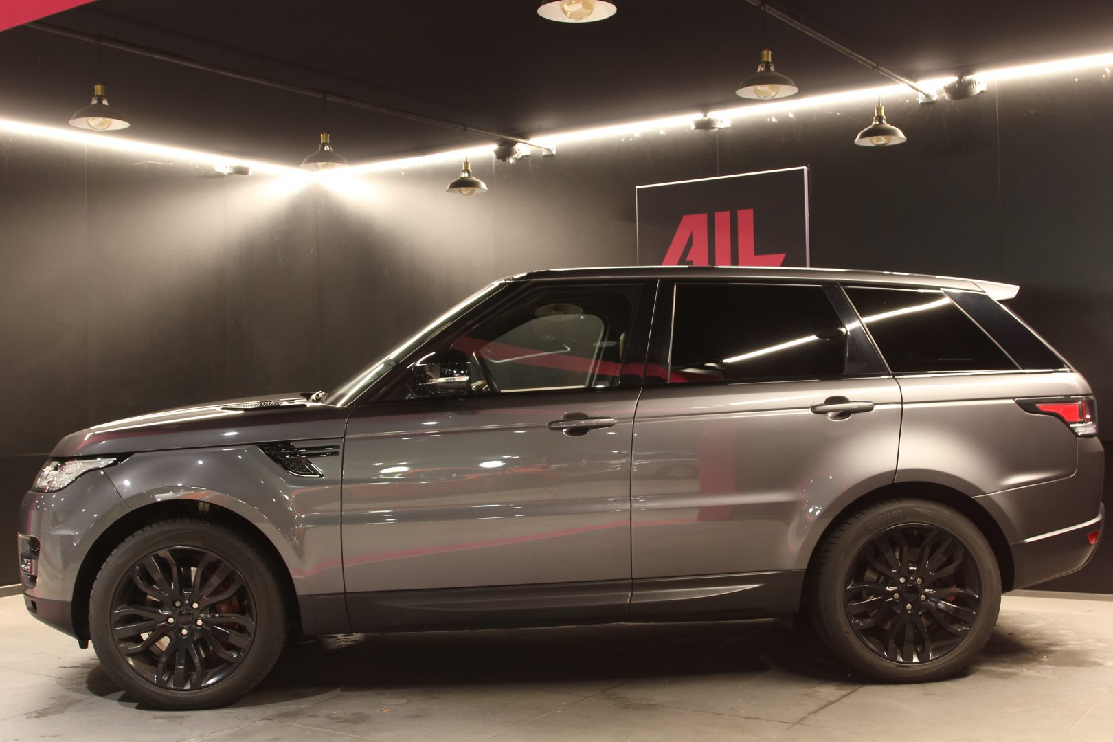 AIL Land Rover Range Rover Sport Autobiography  5.0 V8 4