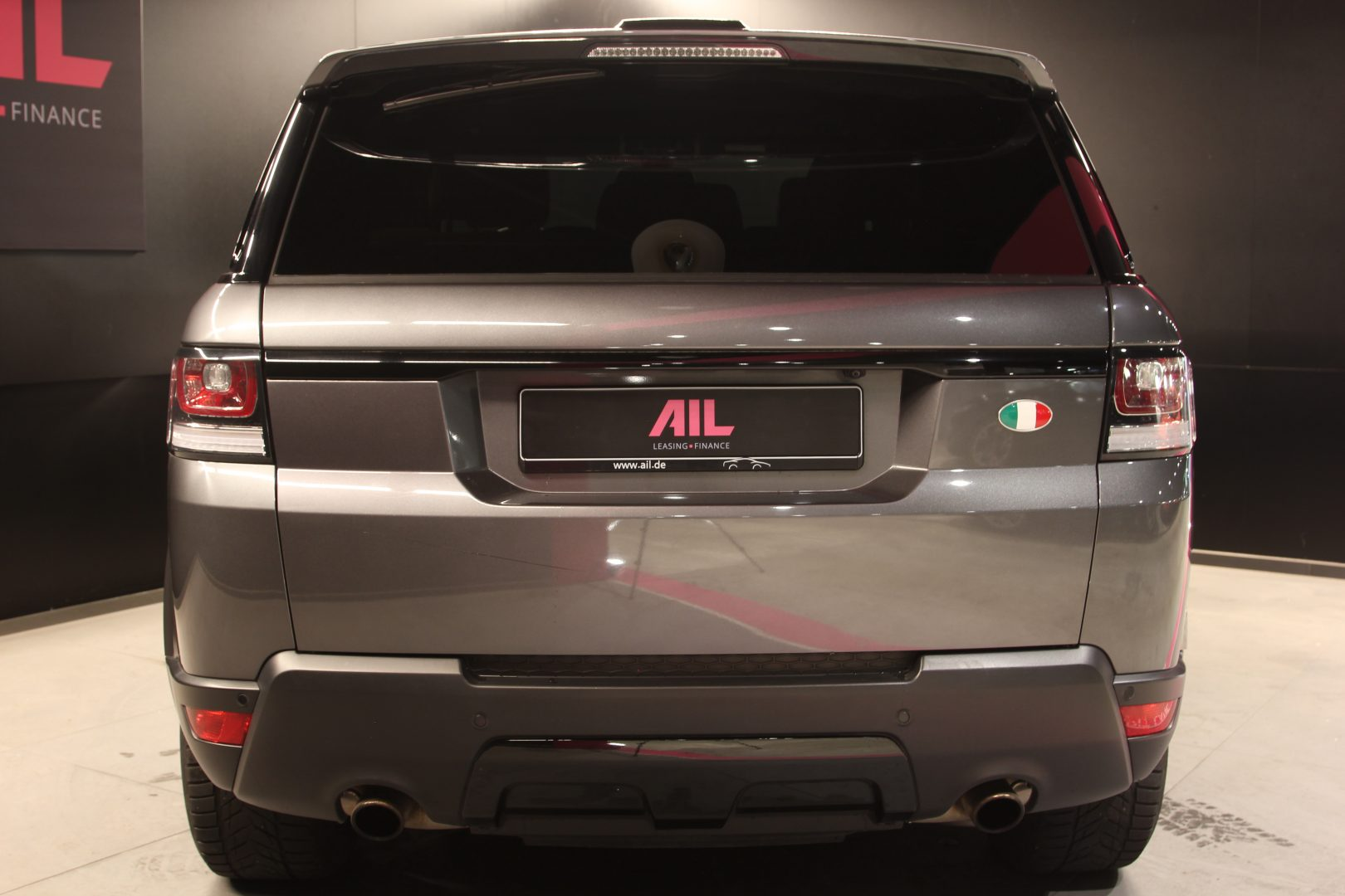 AIL Land Rover Range Rover Sport Autobiography  5.0 V8 11