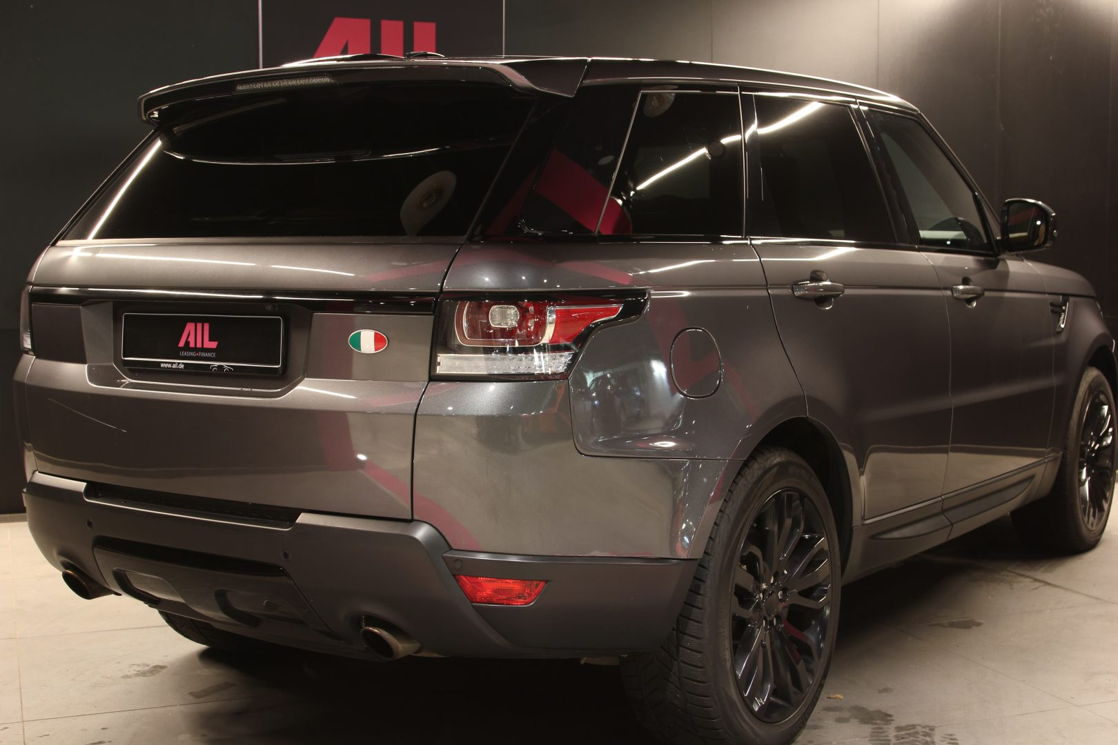 AIL Land Rover Range Rover Sport Autobiography  5.0 V8 15