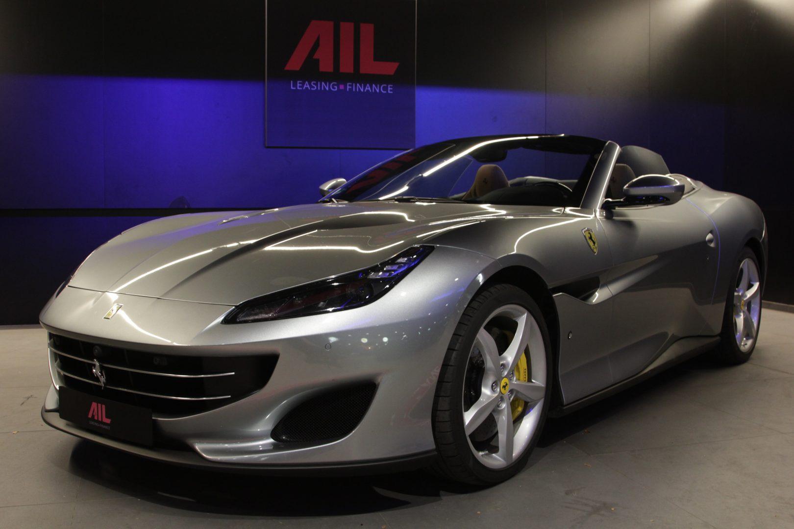 AIL Ferrari Portofino 8