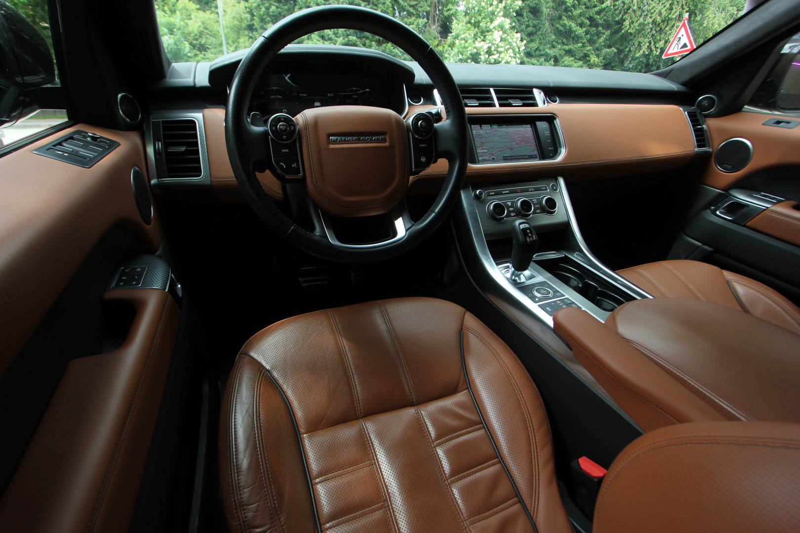 AIL Land Rover Range Rover Sport Autobiography  5.0 V8 1