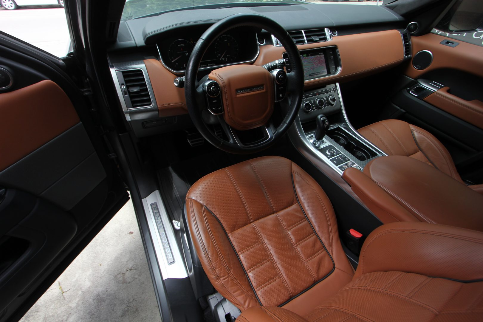 AIL Land Rover Range Rover Sport Autobiography  5.0 V8 3