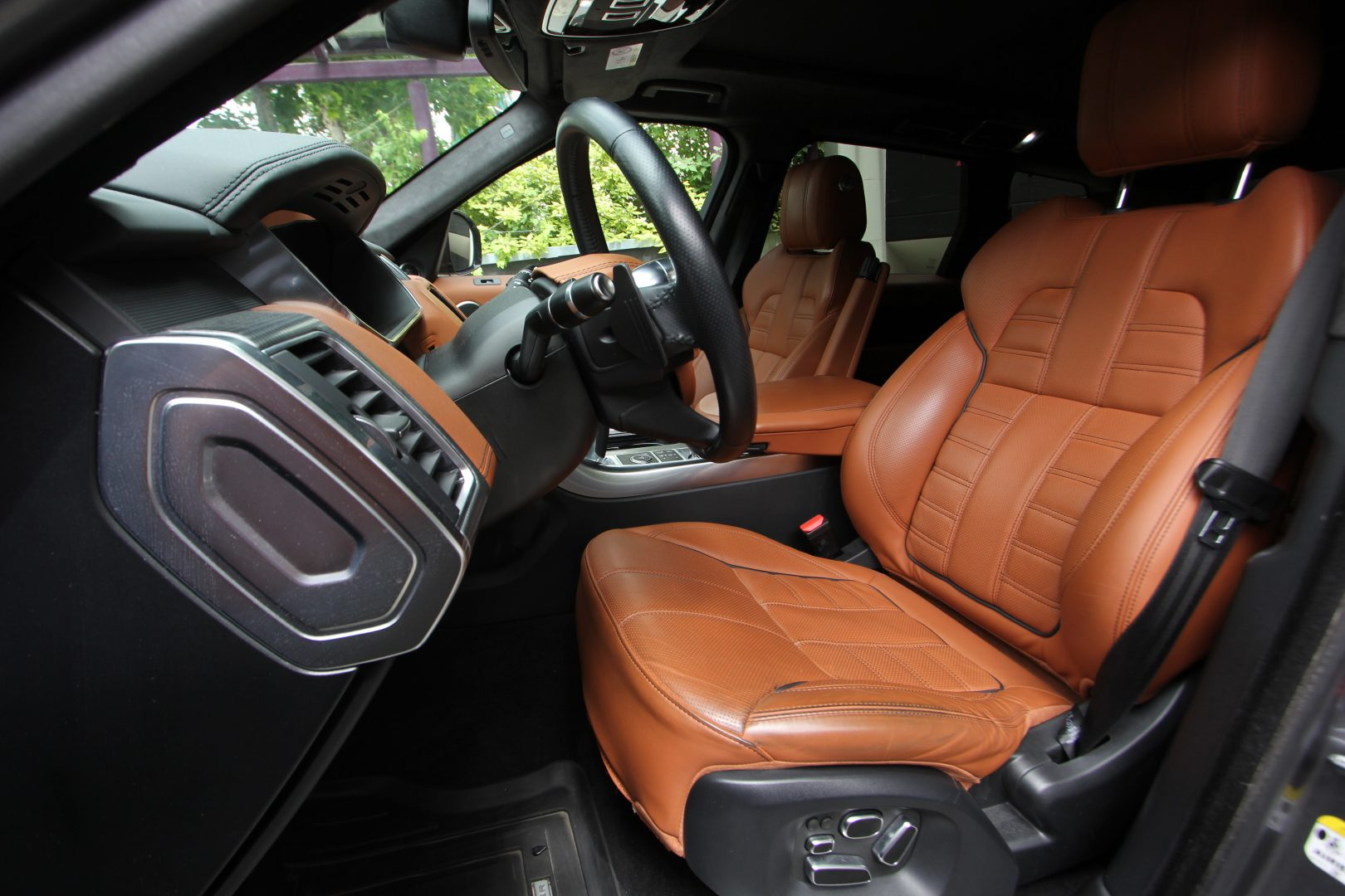 AIL Land Rover Range Rover Sport Autobiography  5.0 V8 5