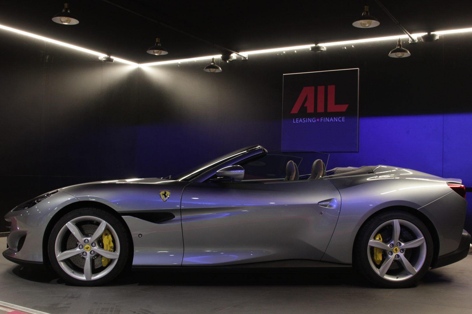 AIL Ferrari Portofino 2