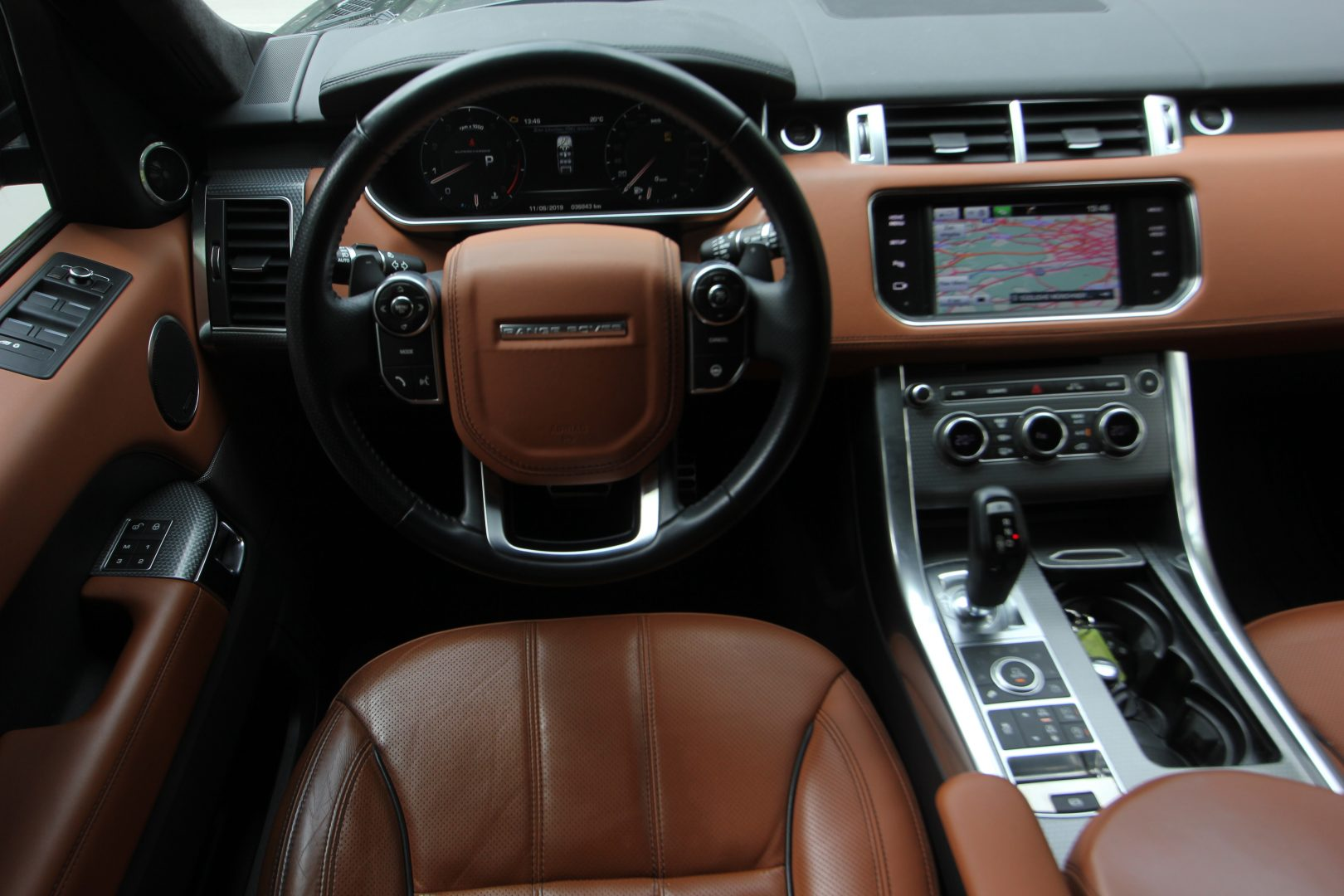 AIL Land Rover Range Rover Sport Autobiography  5.0 V8 6