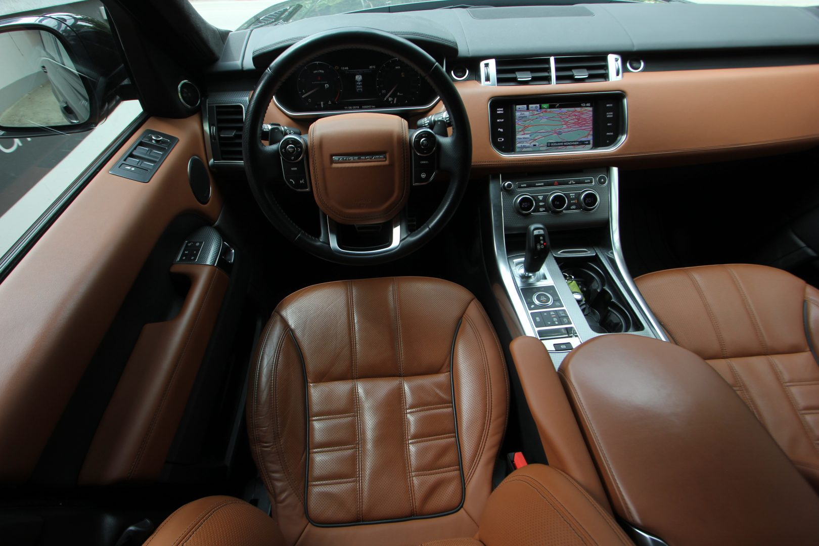 AIL Land Rover Range Rover Sport Autobiography  5.0 V8 8