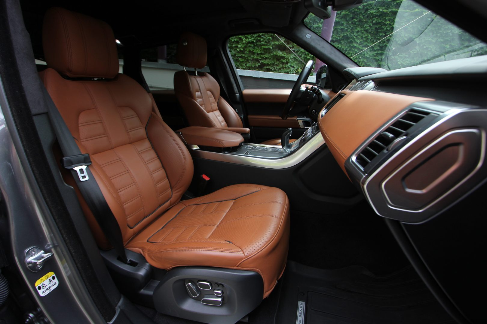 AIL Land Rover Range Rover Sport Autobiography  5.0 V8 12
