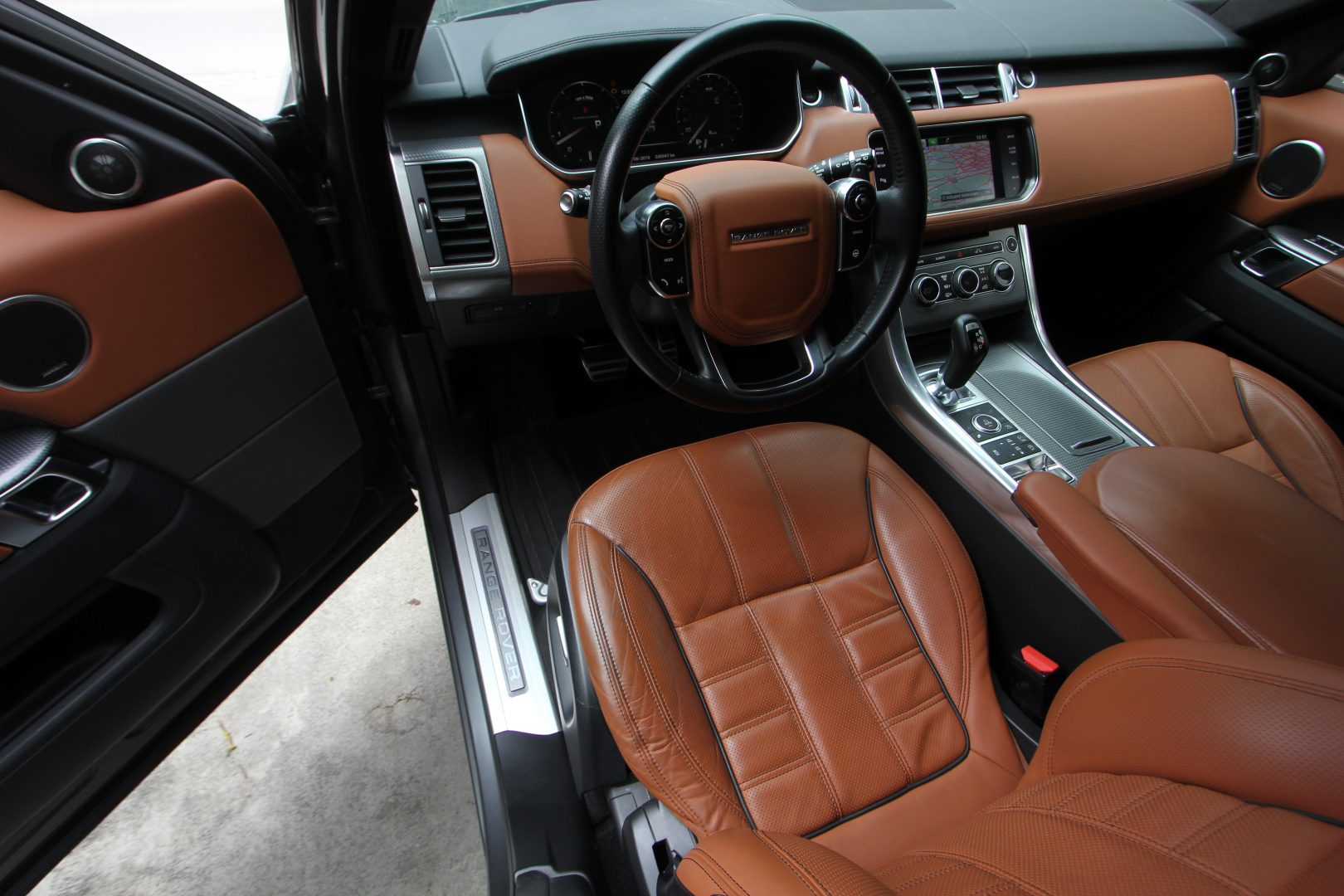AIL Land Rover Range Rover Sport Autobiography  5.0 V8 13