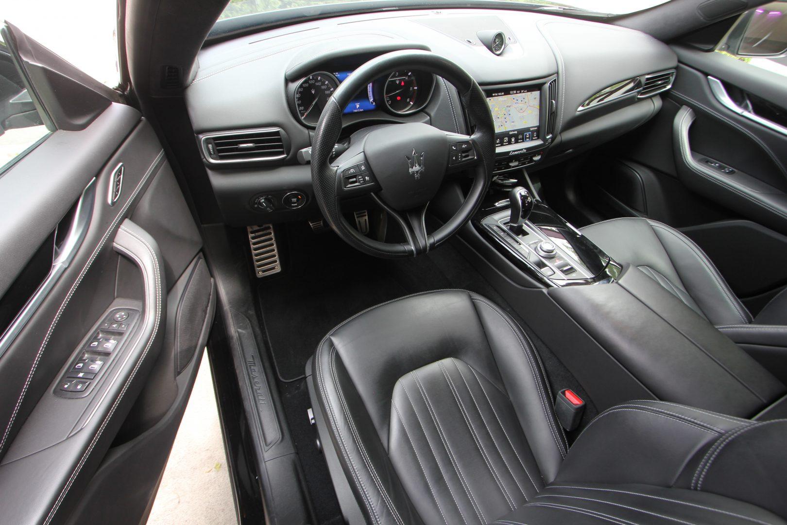 AIL Maserati Levante Diesel Business Paket Plus 2