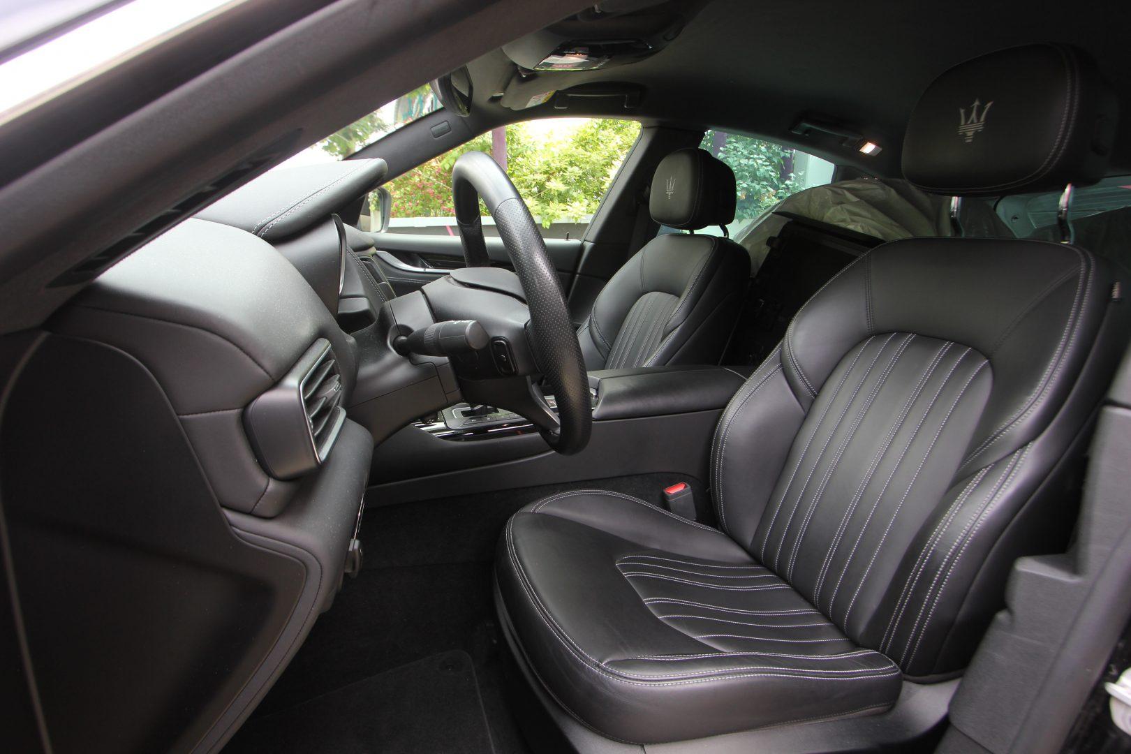 AIL Maserati Levante Diesel Business Paket Plus 10