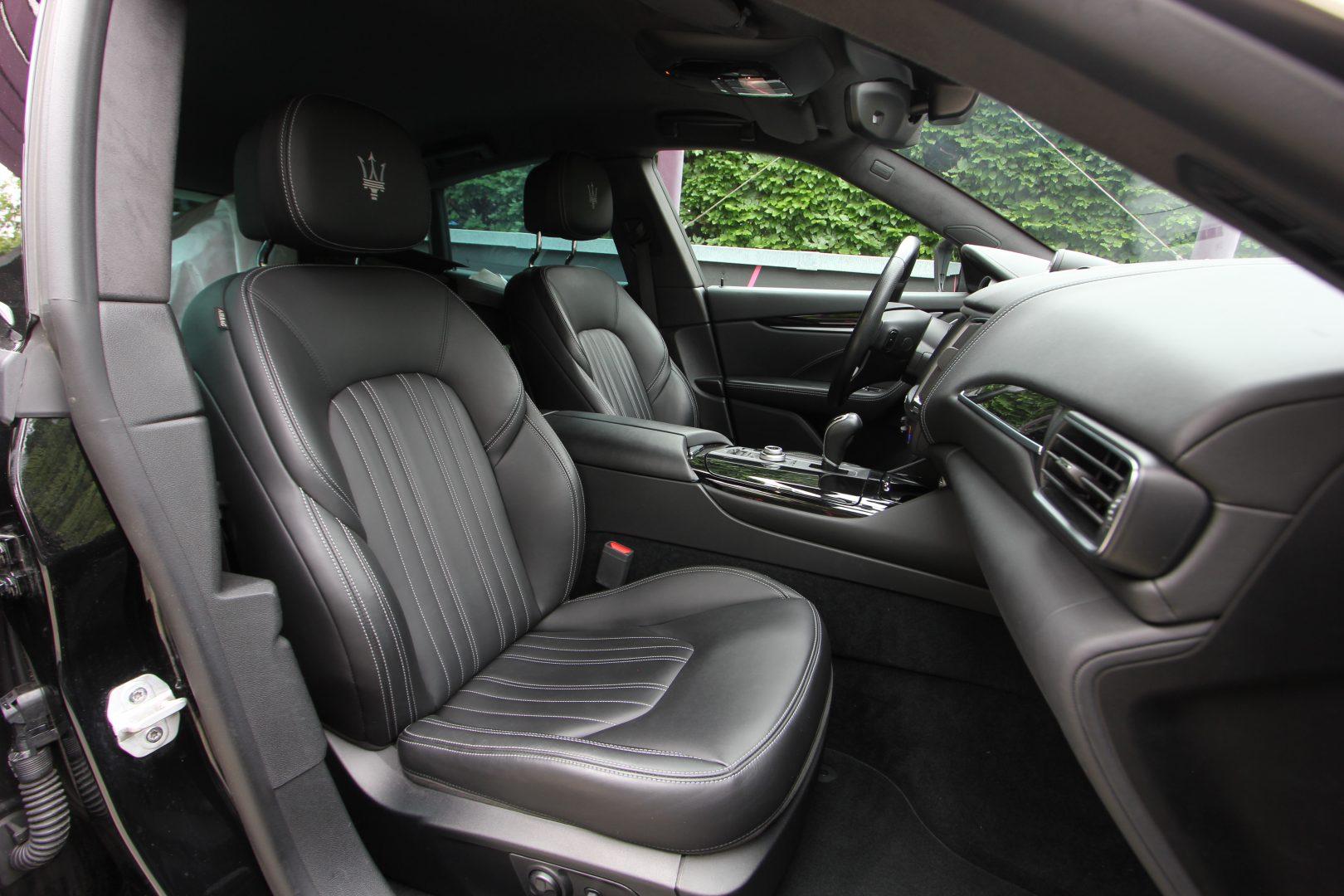 AIL Maserati Levante Diesel Business Paket Plus 6