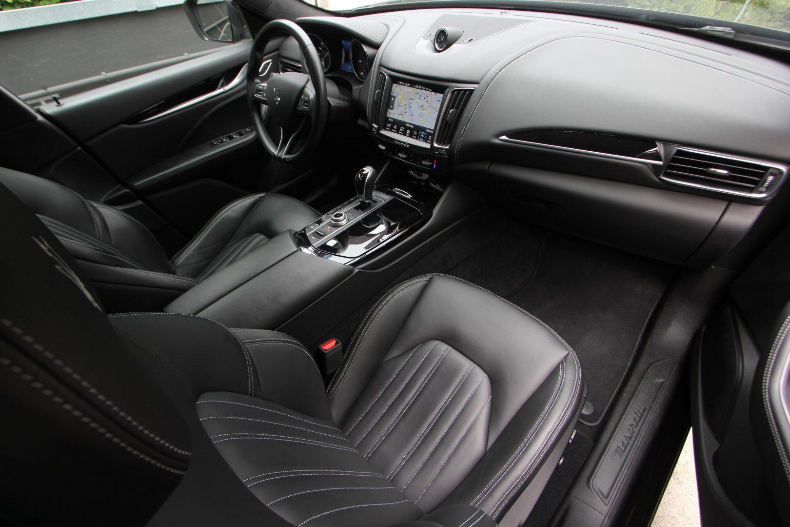 AIL Maserati Levante Diesel Business Paket Plus 4