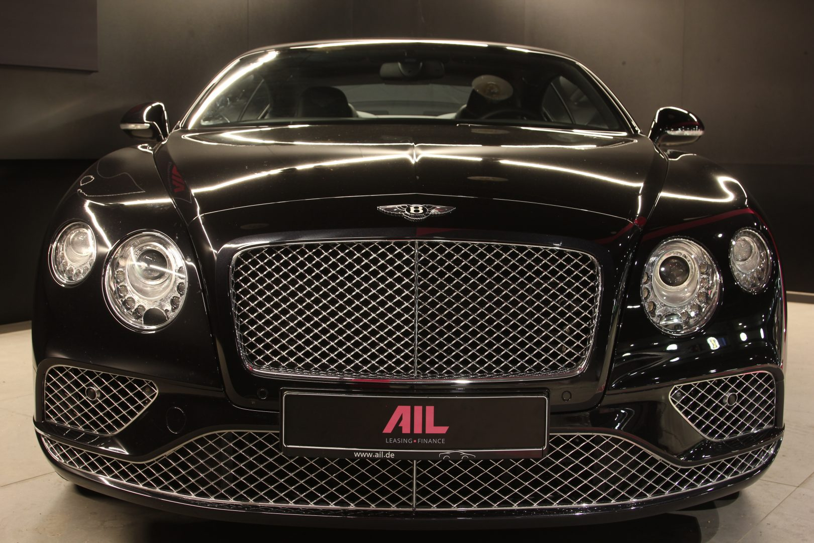 AIL Bentley Continental GT W12 7