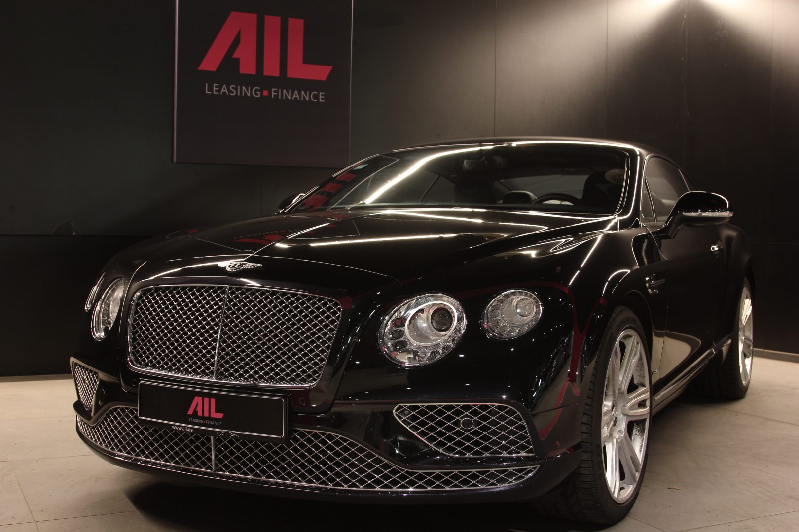 AIL Bentley Continental GT W12 8