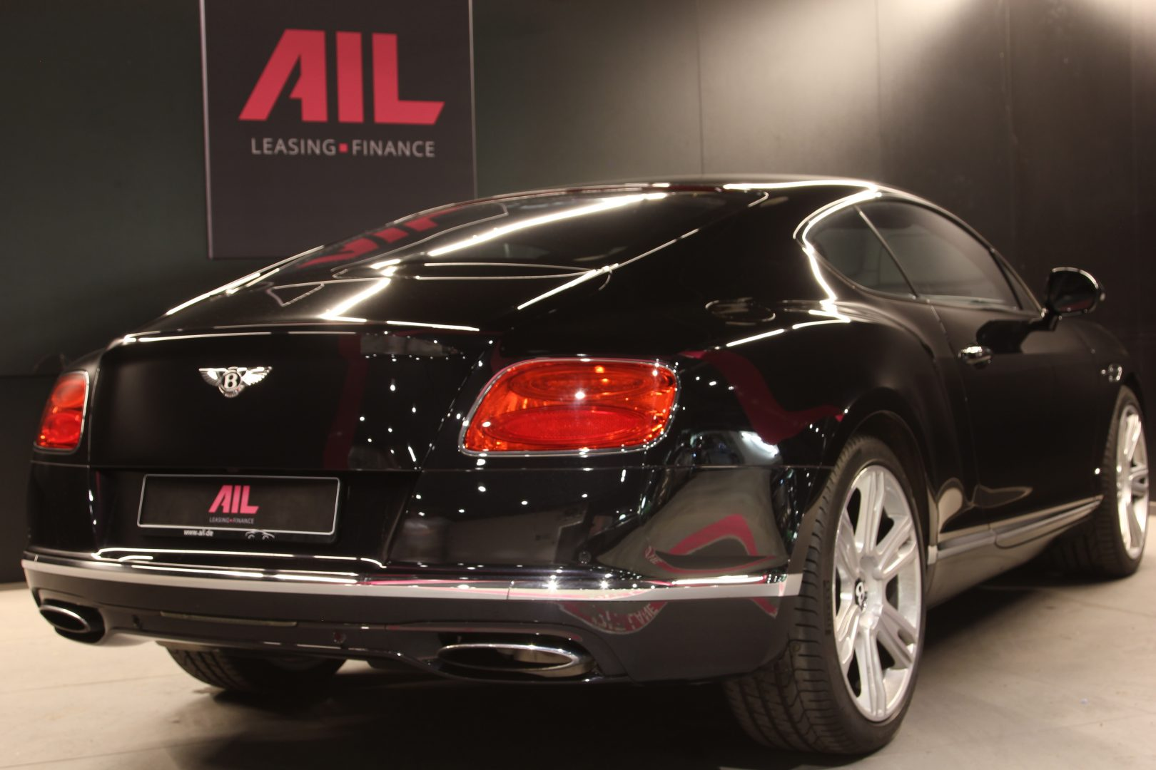 AIL Bentley Continental GT W12 5