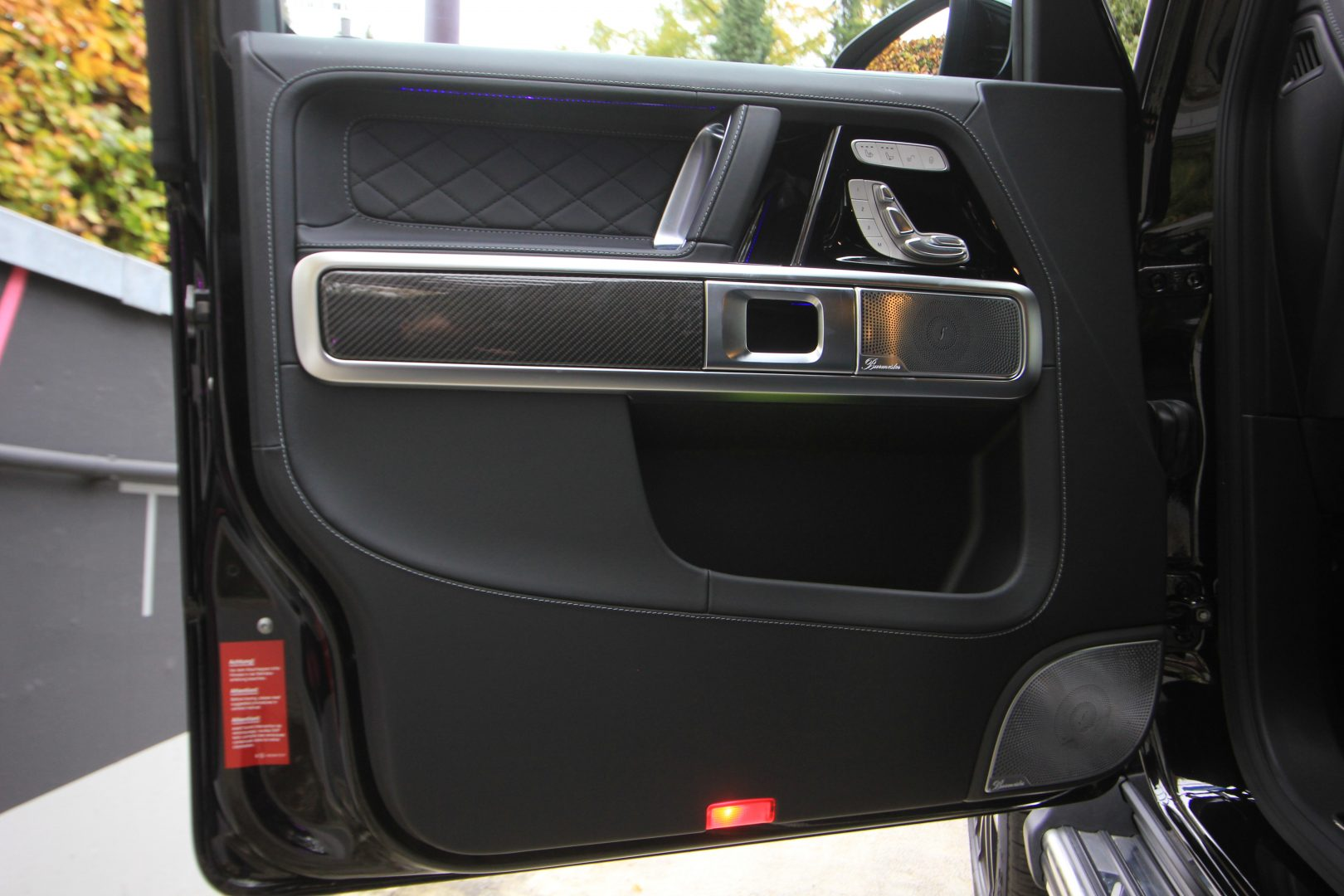 AIL Mercedes-Benz G 63 AMG Carbon Paket Burmester 5
