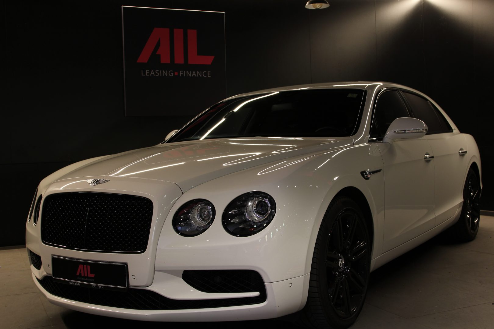 AIL Bentley Flying Spur W12S 12