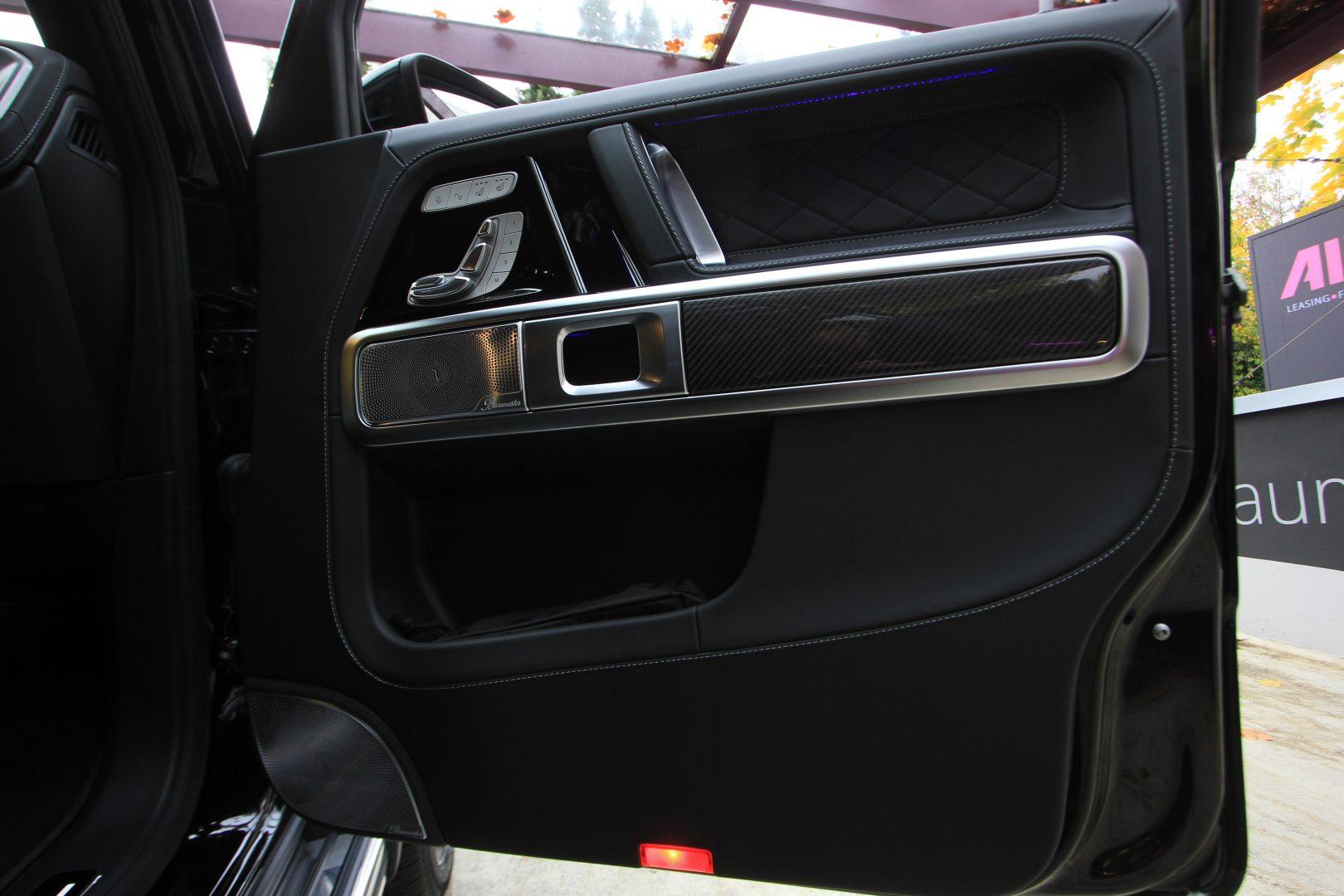 AIL Mercedes-Benz G 63 AMG Carbon Paket Burmester 6