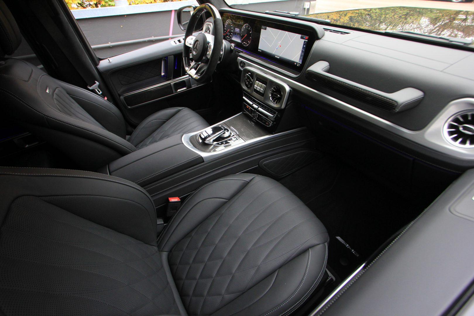 AIL Mercedes-Benz G 63 AMG Carbon Paket Burmester 3