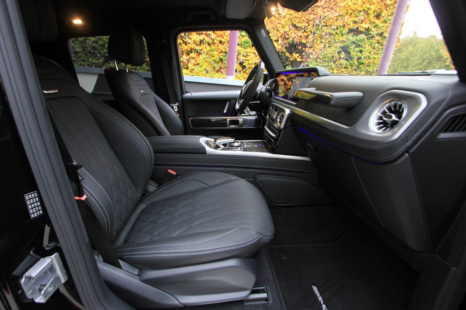 AIL Mercedes-Benz G 63 AMG Carbon Paket Burmester 1