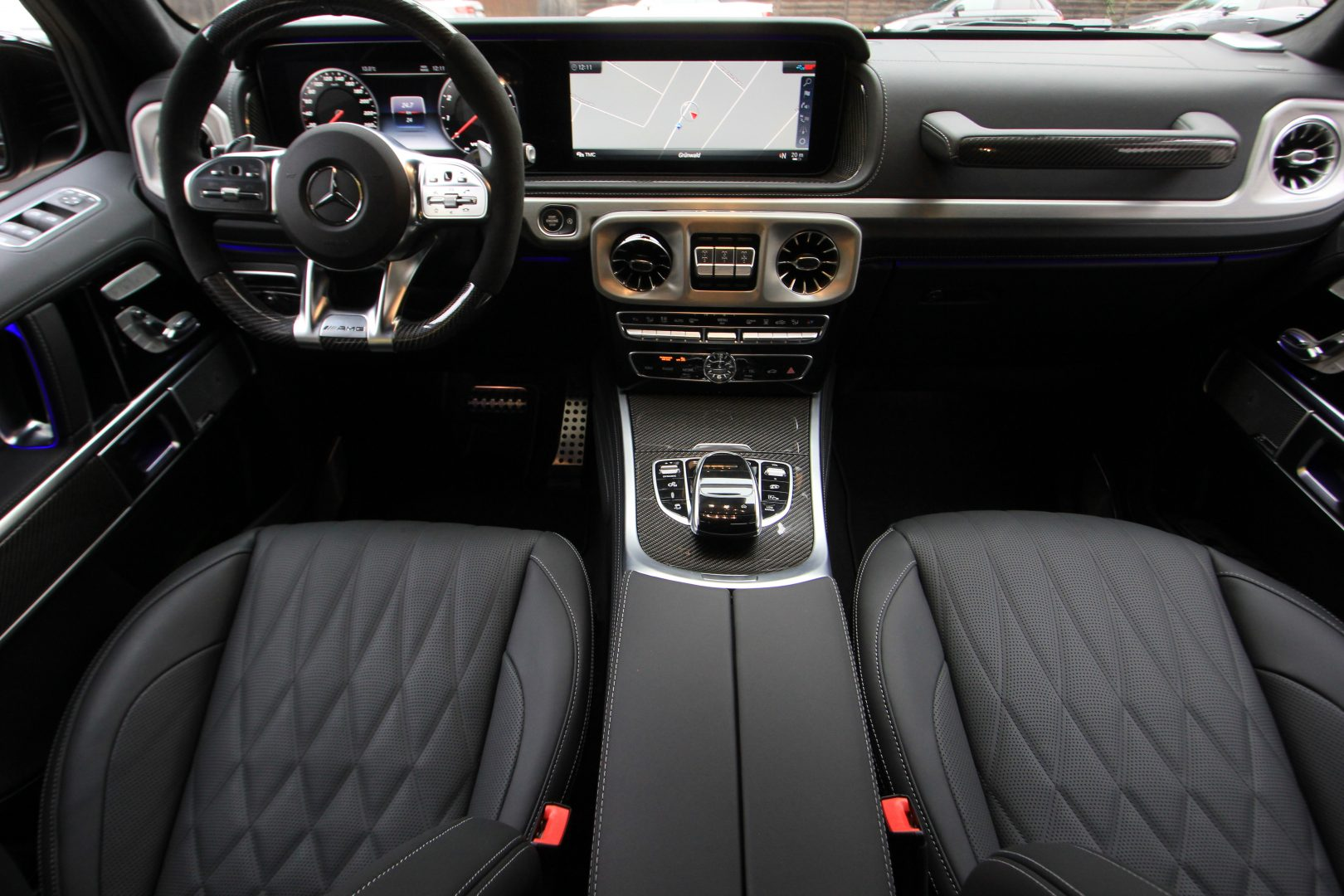 AIL Mercedes-Benz G 63 AMG Carbon Paket Burmester 2