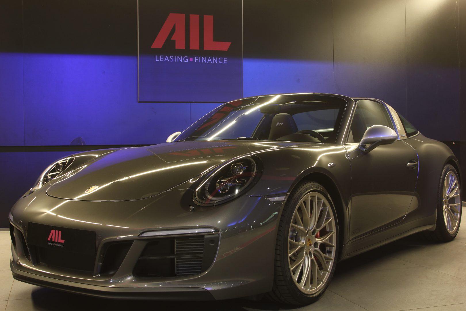 AIL Porsche 991 Targa 4 GTS Exclusiv 9