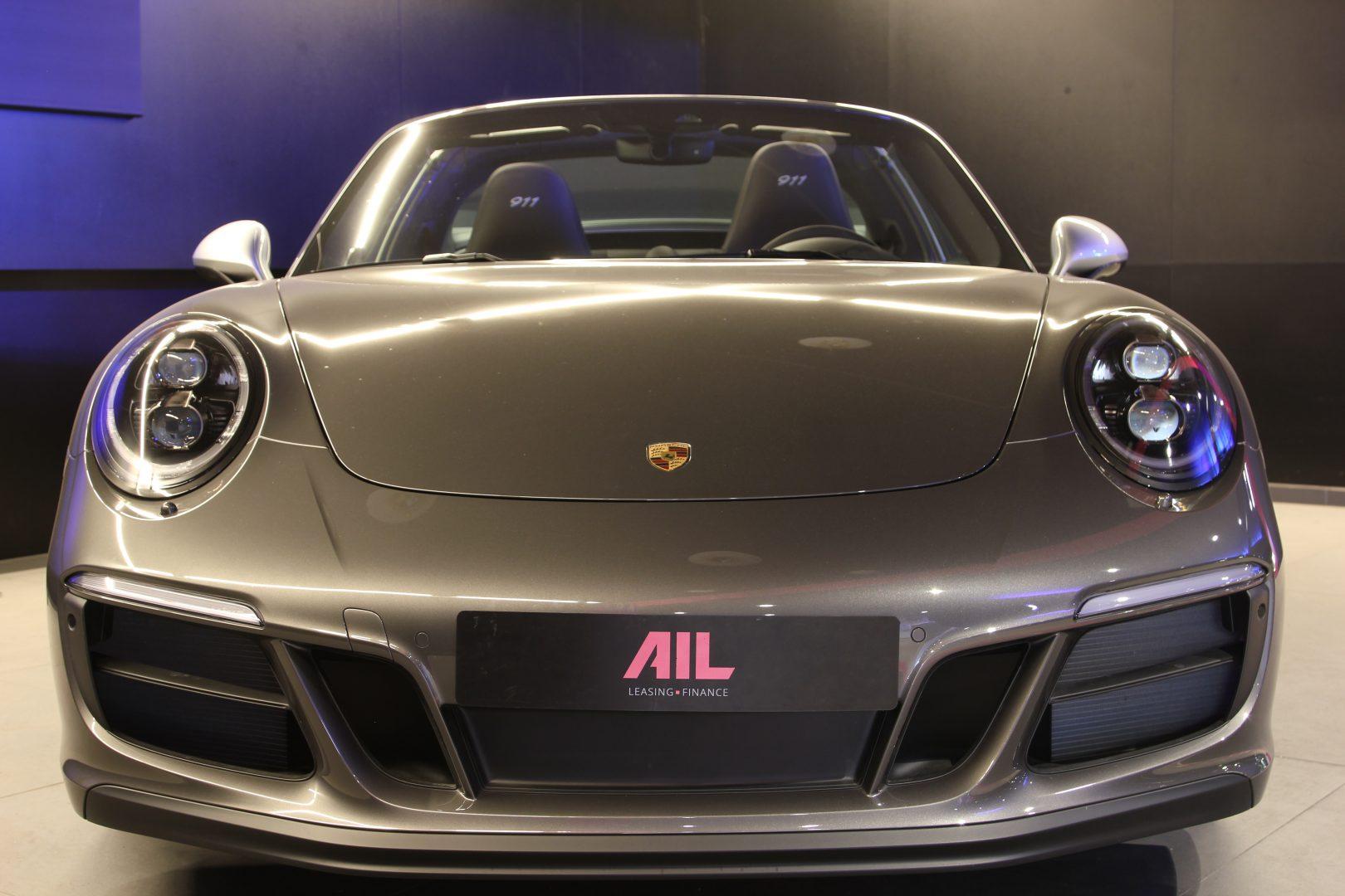 AIL Porsche 991 Targa 4 GTS Exclusiv 1