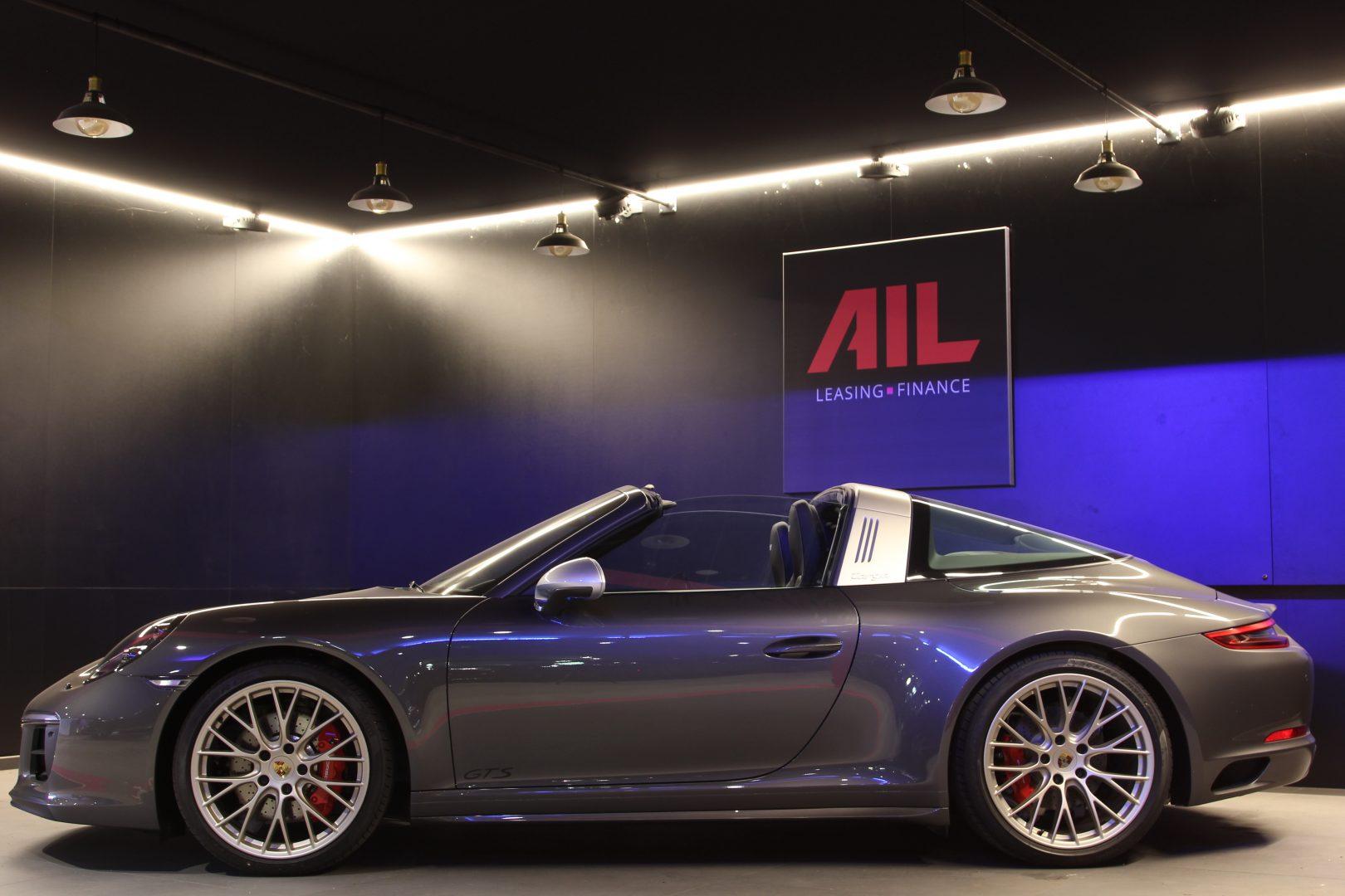 AIL Porsche 991 Targa 4 GTS Exclusiv 11
