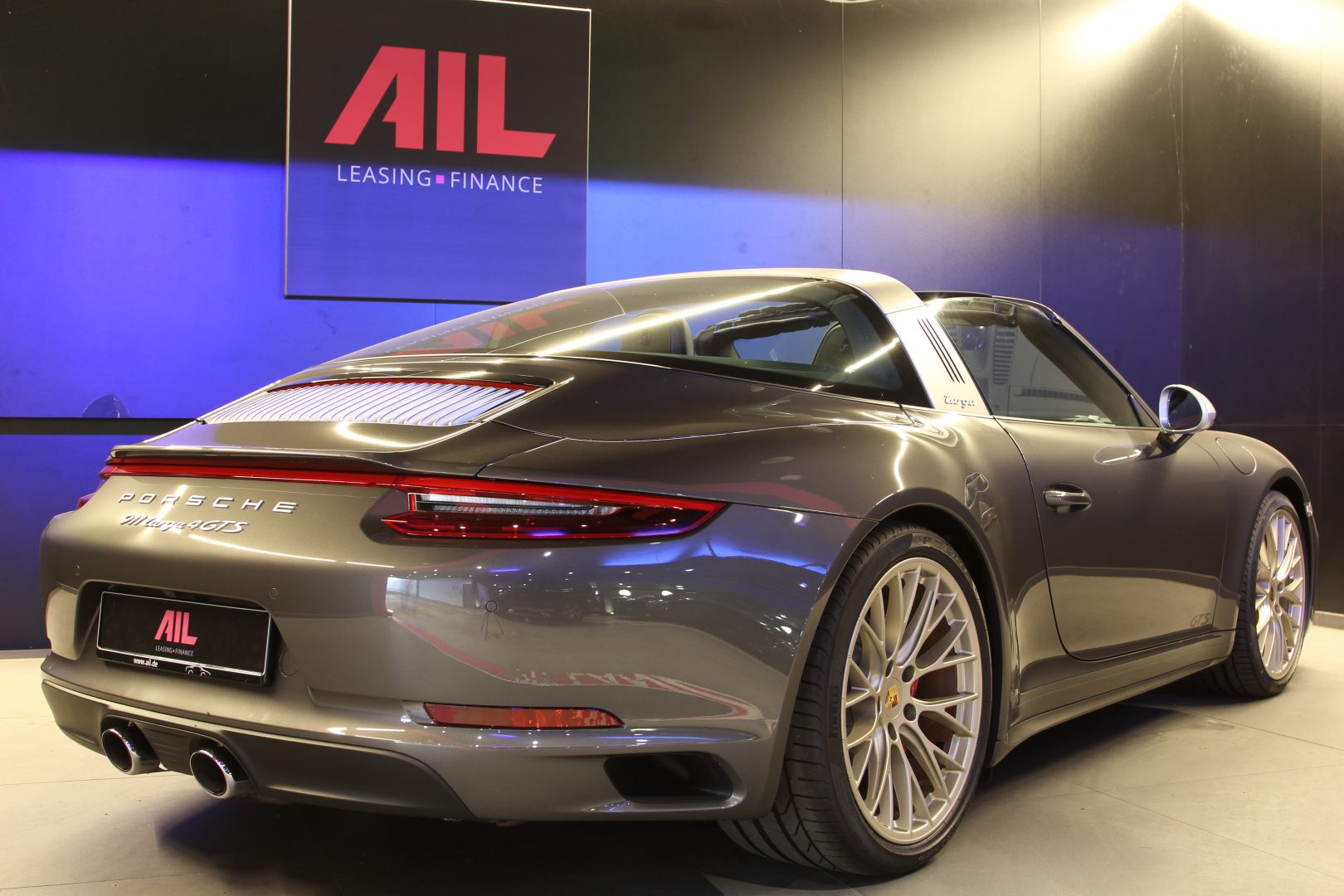 AIL Porsche 991 Targa 4 GTS Exclusiv 6