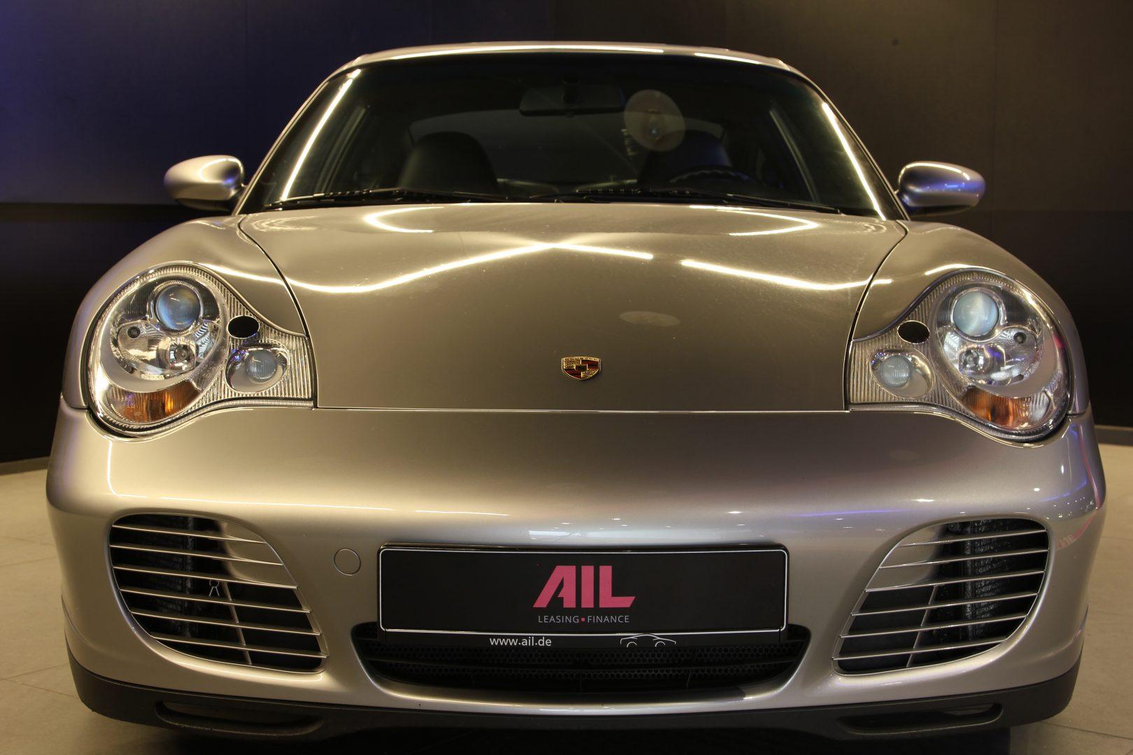 AIL Porsche 911 996 Coupe 40 Jahre 911 PCM BOSE 10