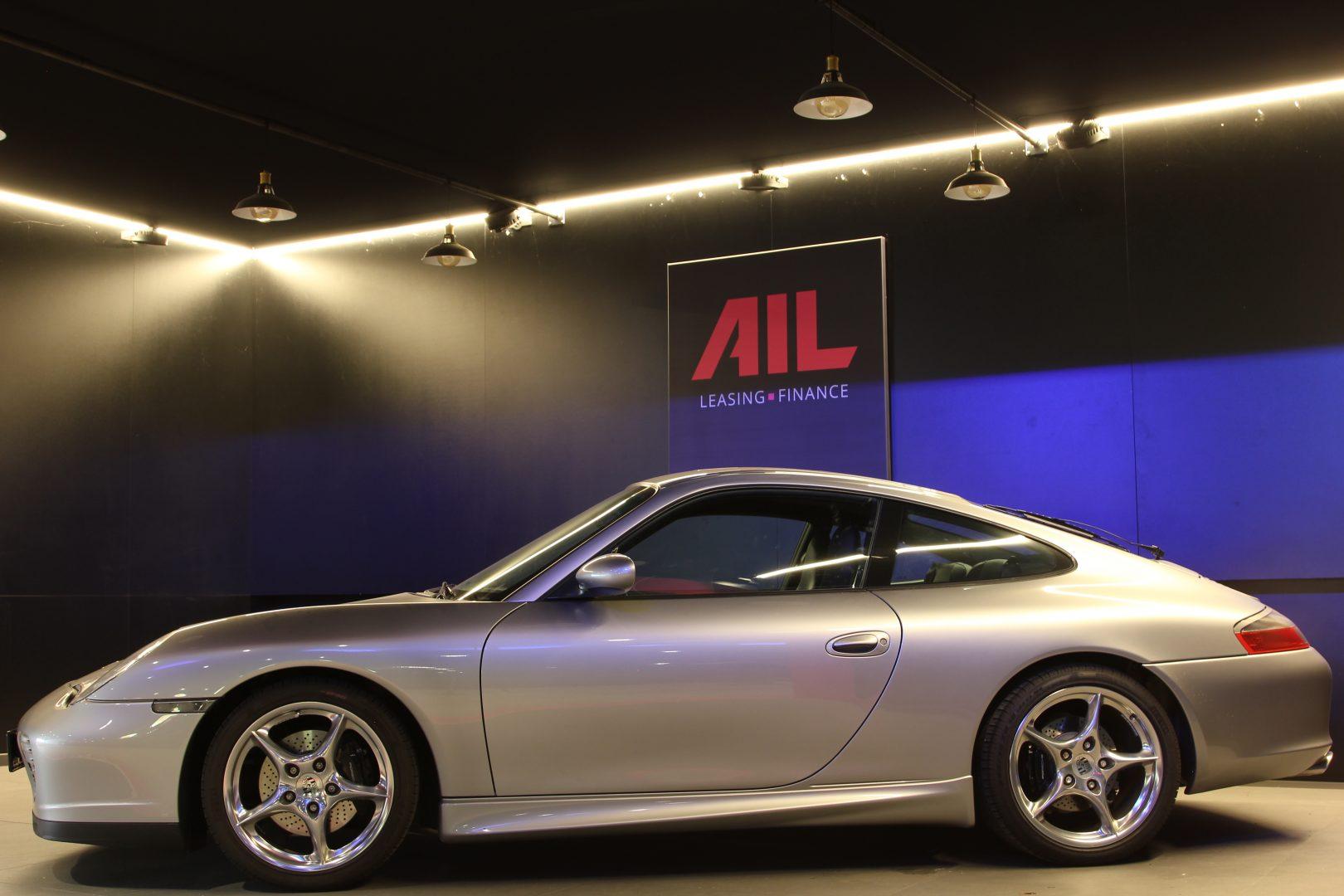 AIL Porsche 911 996 Coupe 40 Jahre 911 PCM BOSE 8