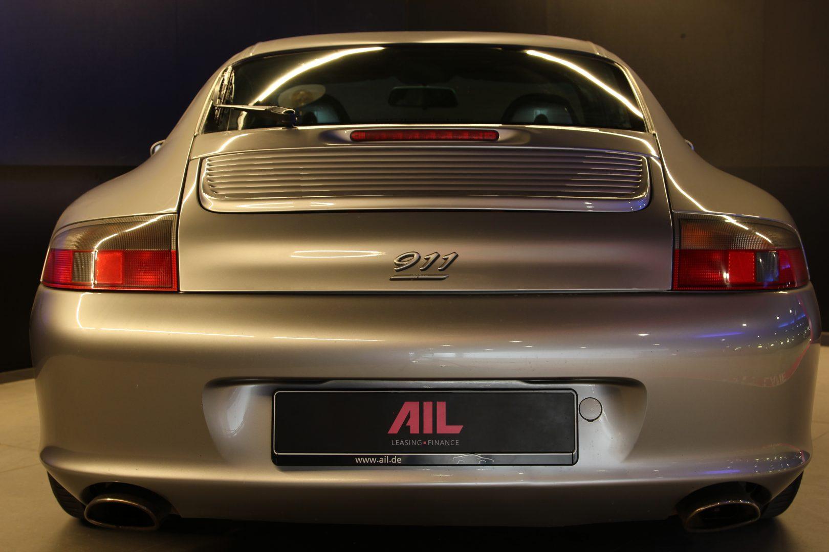 AIL Porsche 911 996 Coupe 40 Jahre 911 PCM BOSE 6