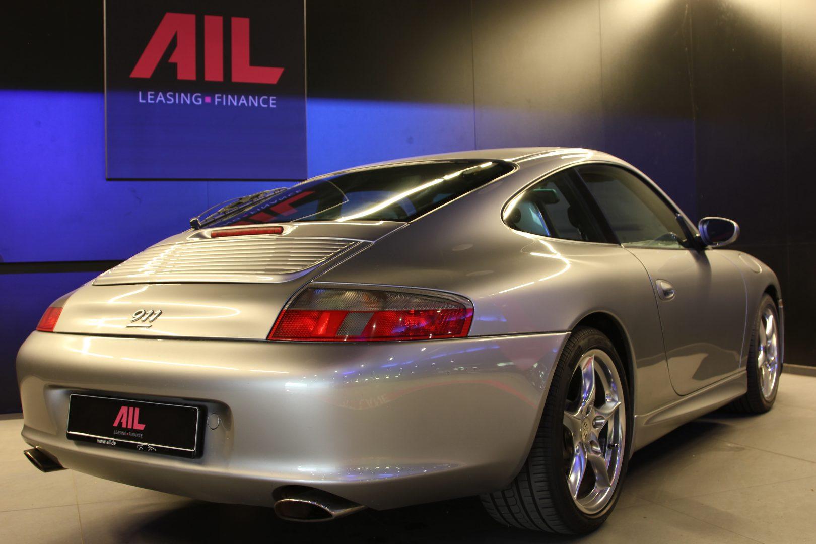 AIL Porsche 911 996 Coupe 40 Jahre 911 PCM BOSE 2