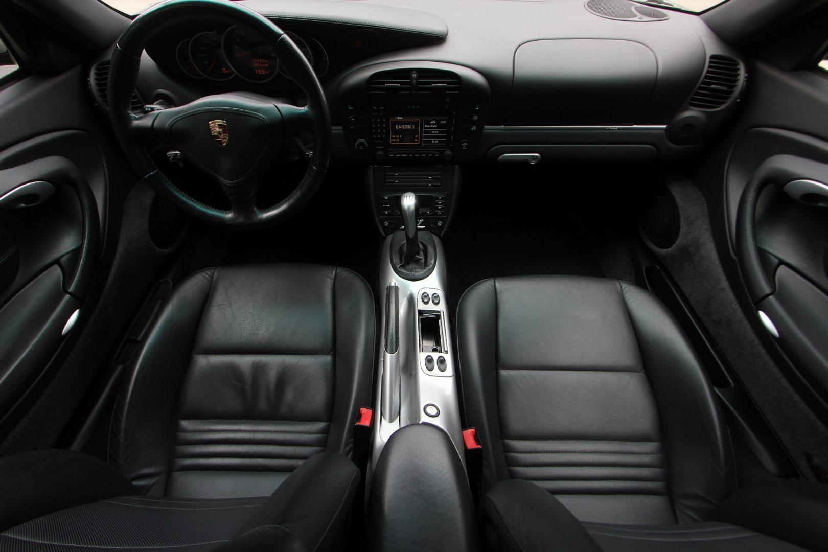 AIL Porsche 911 996 Coupe 40 Jahre 911 PCM BOSE 3