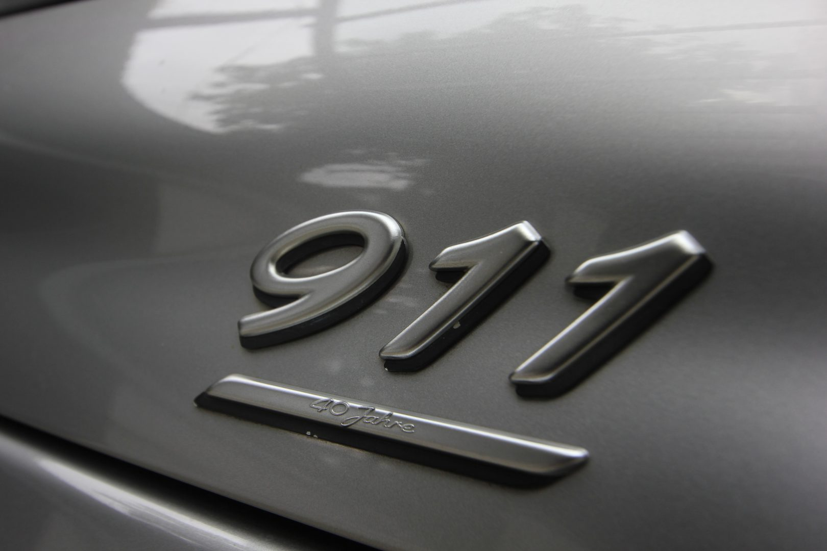 AIL Porsche 911 996 Coupe 40 Jahre 911 PCM BOSE 1
