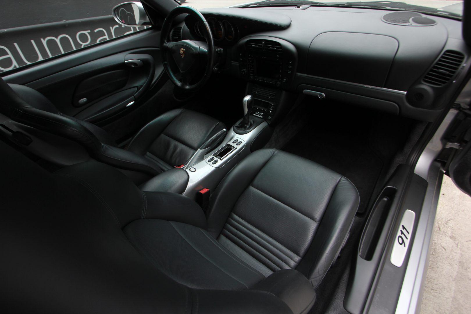 AIL Porsche 911 996 Coupe 40 Jahre 911 PCM BOSE 9