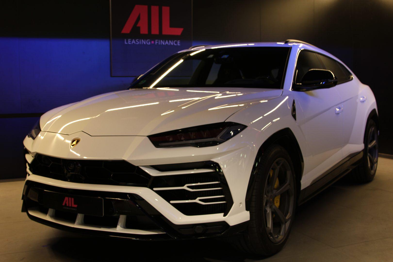AIL Lamborghini Urus 9