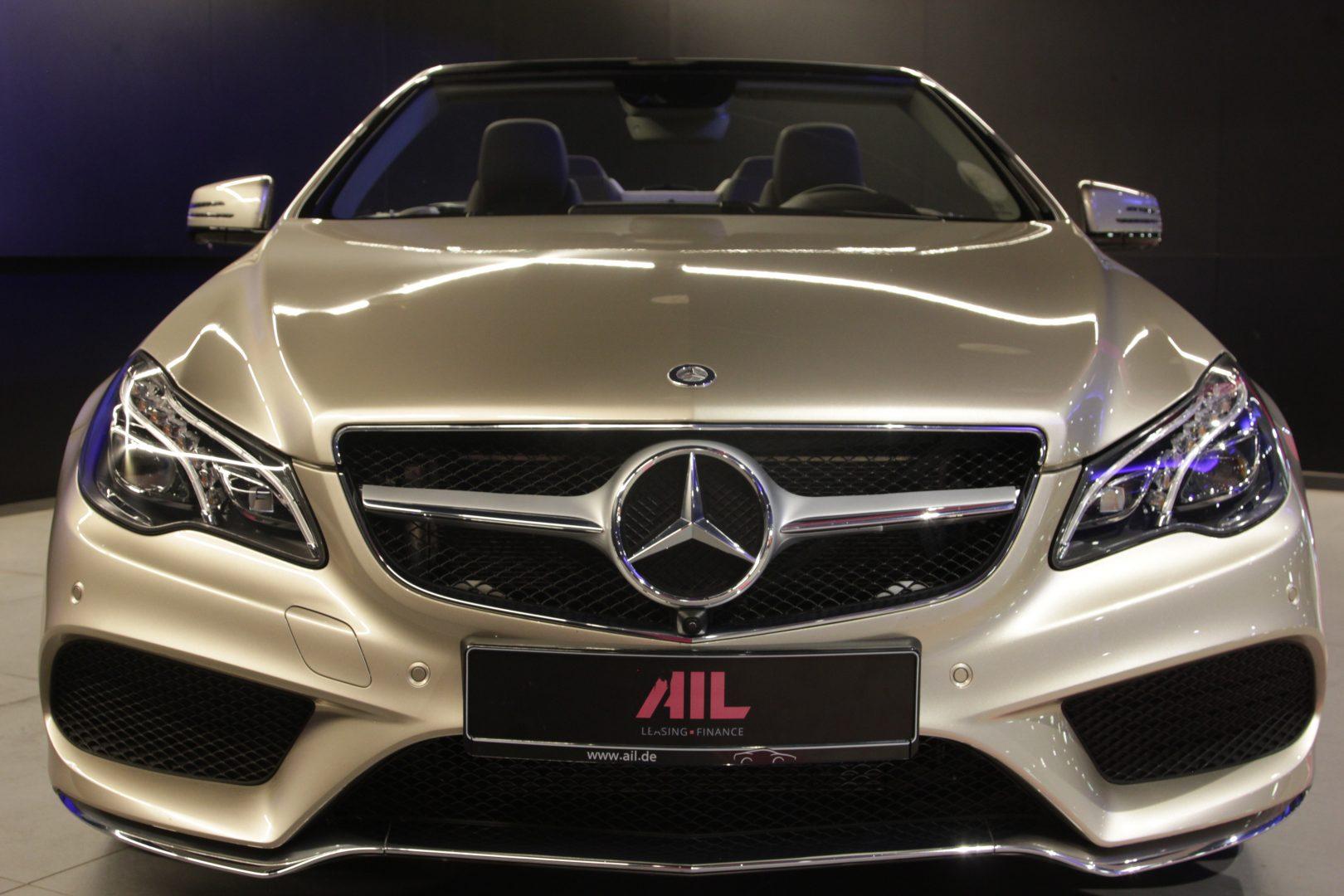 AIL Mercedes-Benz  E 500 Cabrio V8 Edition 11