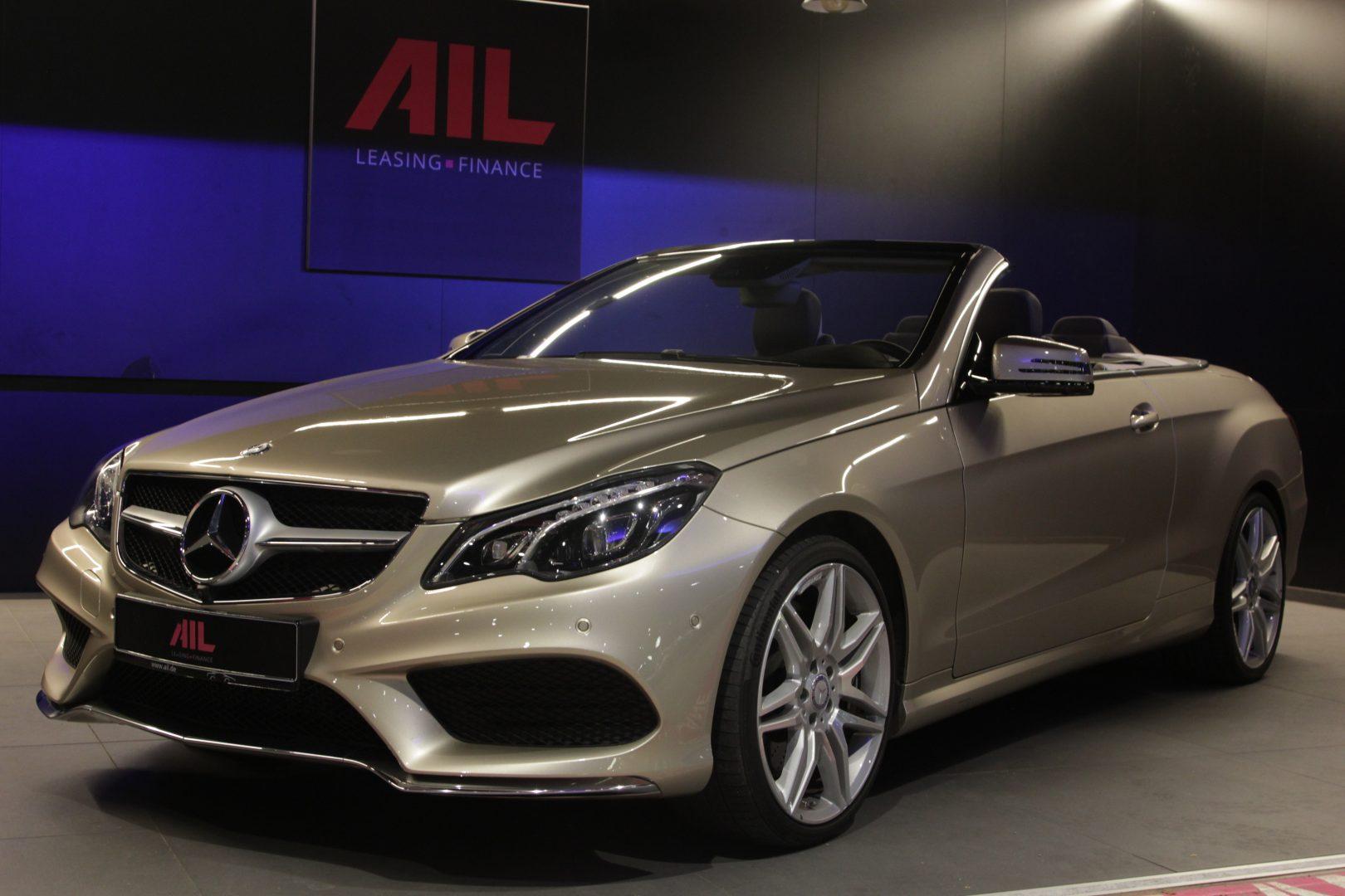 AIL Mercedes-Benz  E 500 Cabrio V8 Edition 2