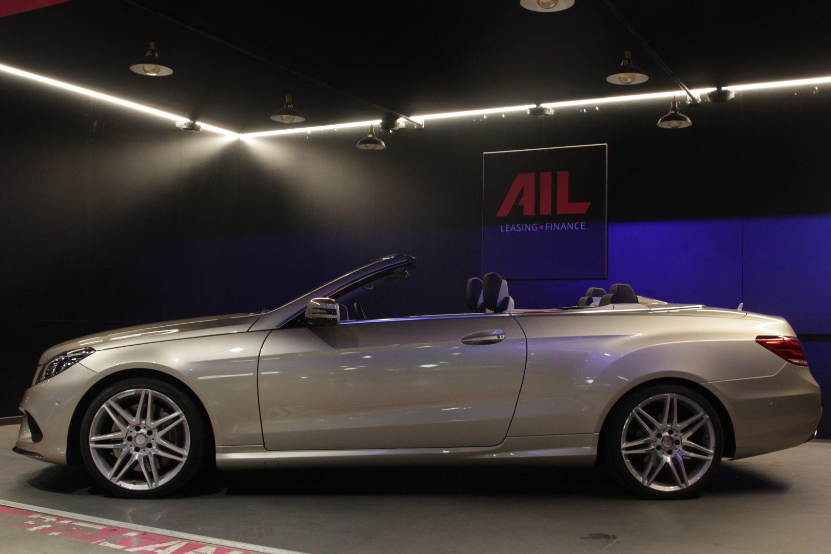 AIL Mercedes-Benz  E 500 Cabrio V8 Edition 4