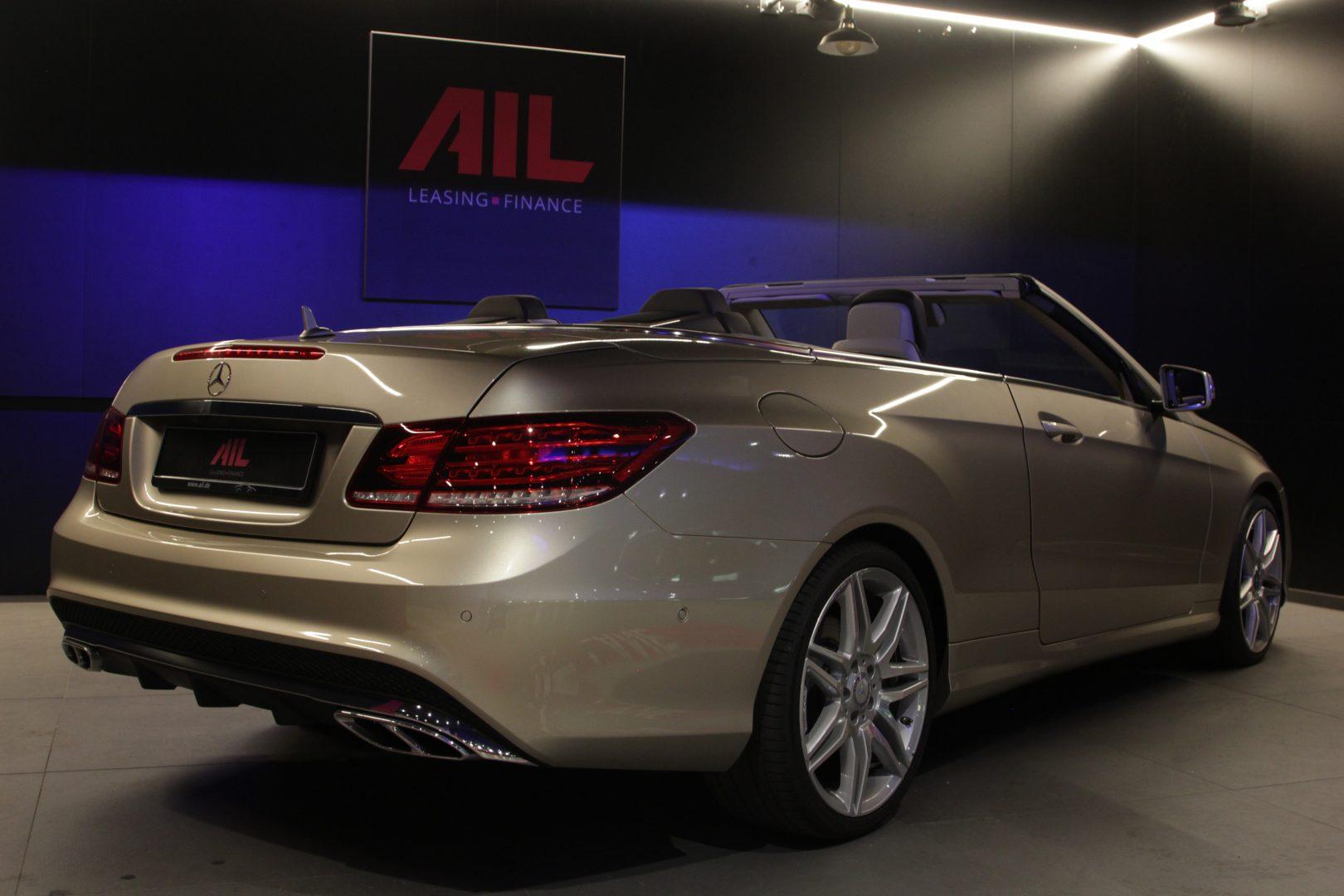 AIL Mercedes-Benz  E 500 Cabrio V8 Edition 6