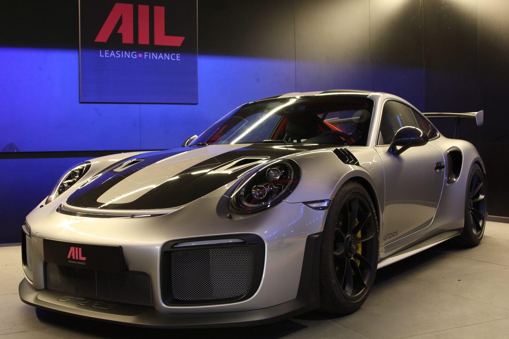 AIL Porsche 991 GT2 RS Weissach-Paket 11