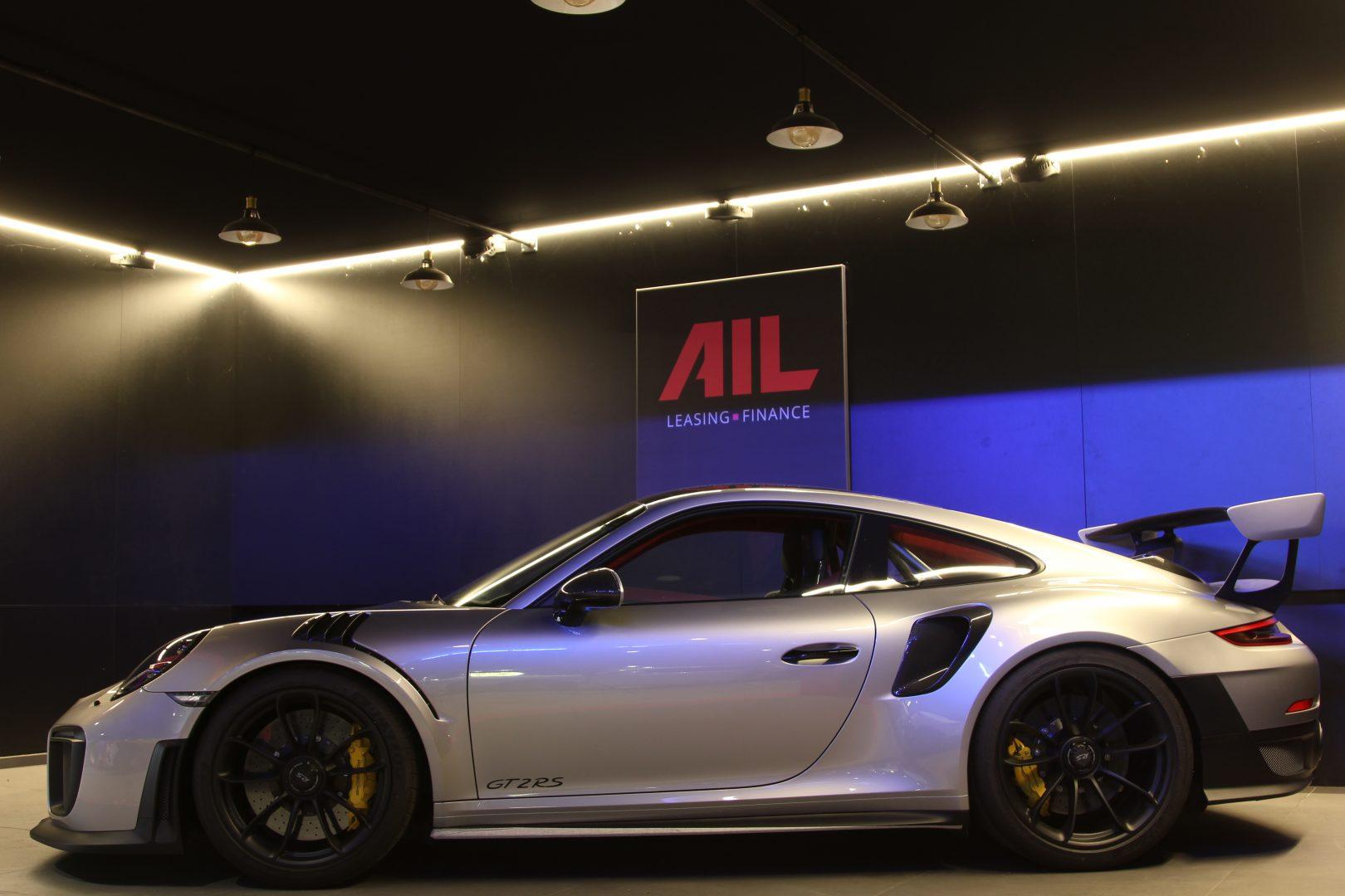 AIL Porsche 991 GT2 RS Weissach-Paket 13
